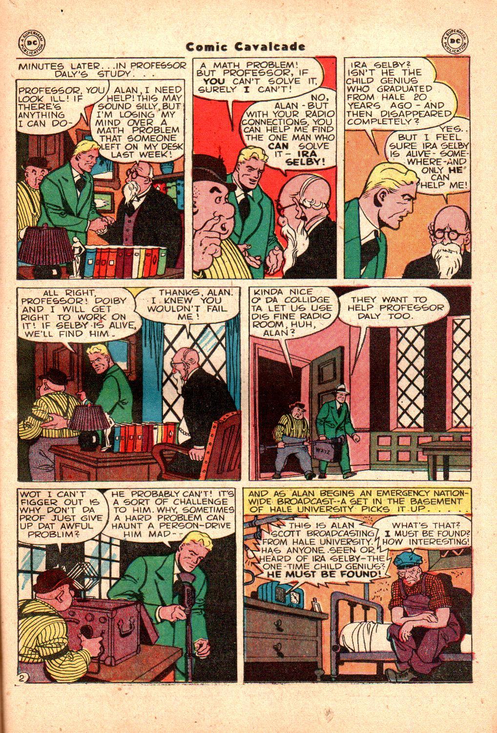 Comic Cavalcade issue 21 - Page 63