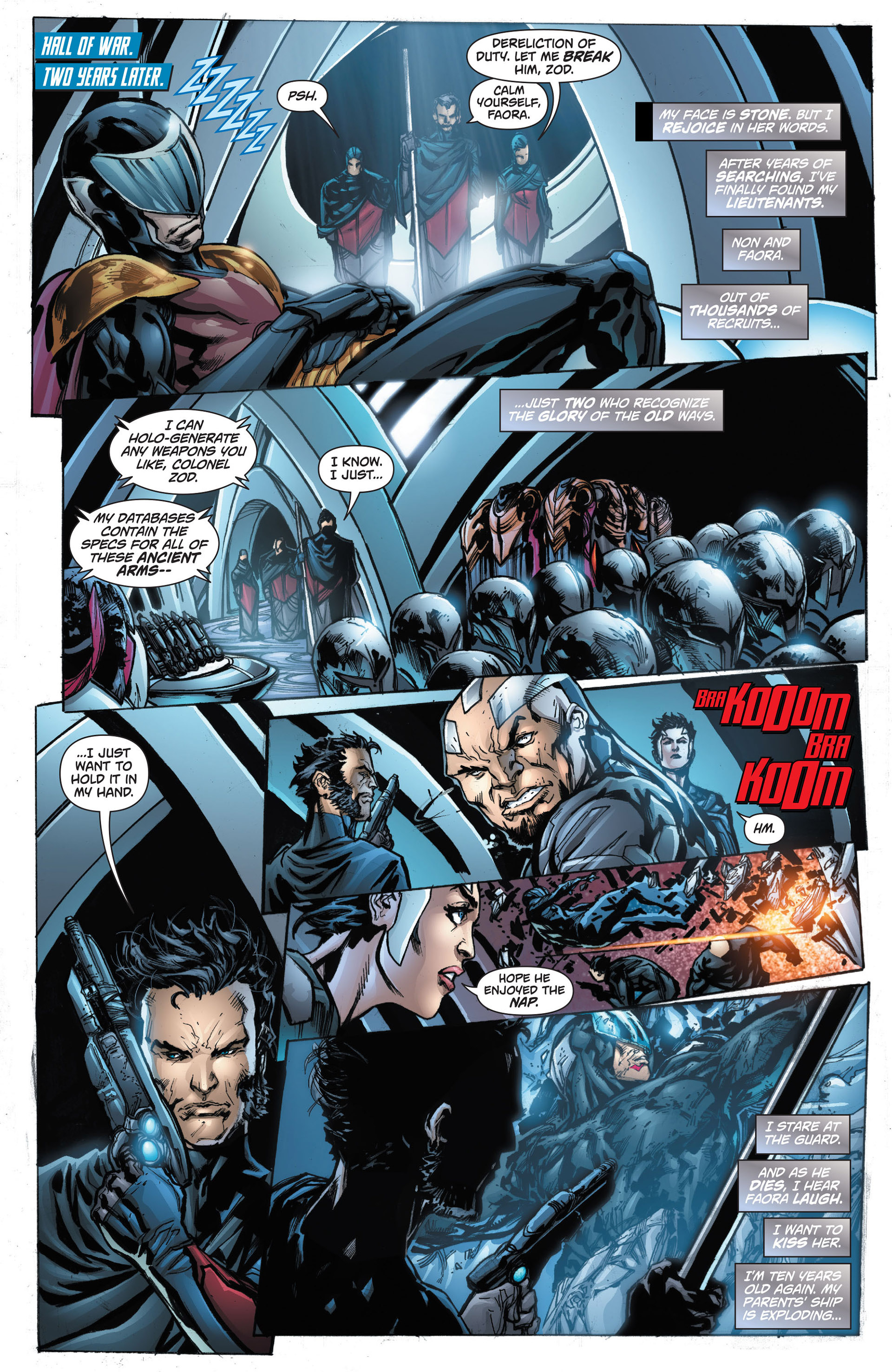 Read online Action Comics (2011) comic -  Issue #23.2 - 12