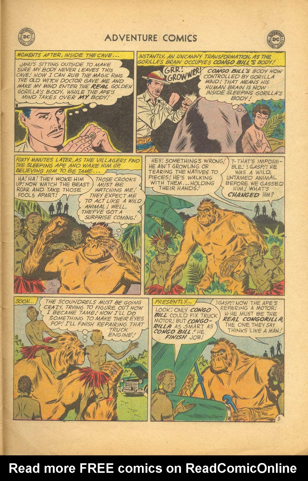 Read online Adventure Comics (1938) comic -  Issue #273 - 31