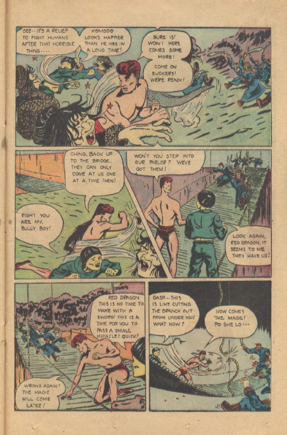 Super-Magician Comics issue 53 - Page 33