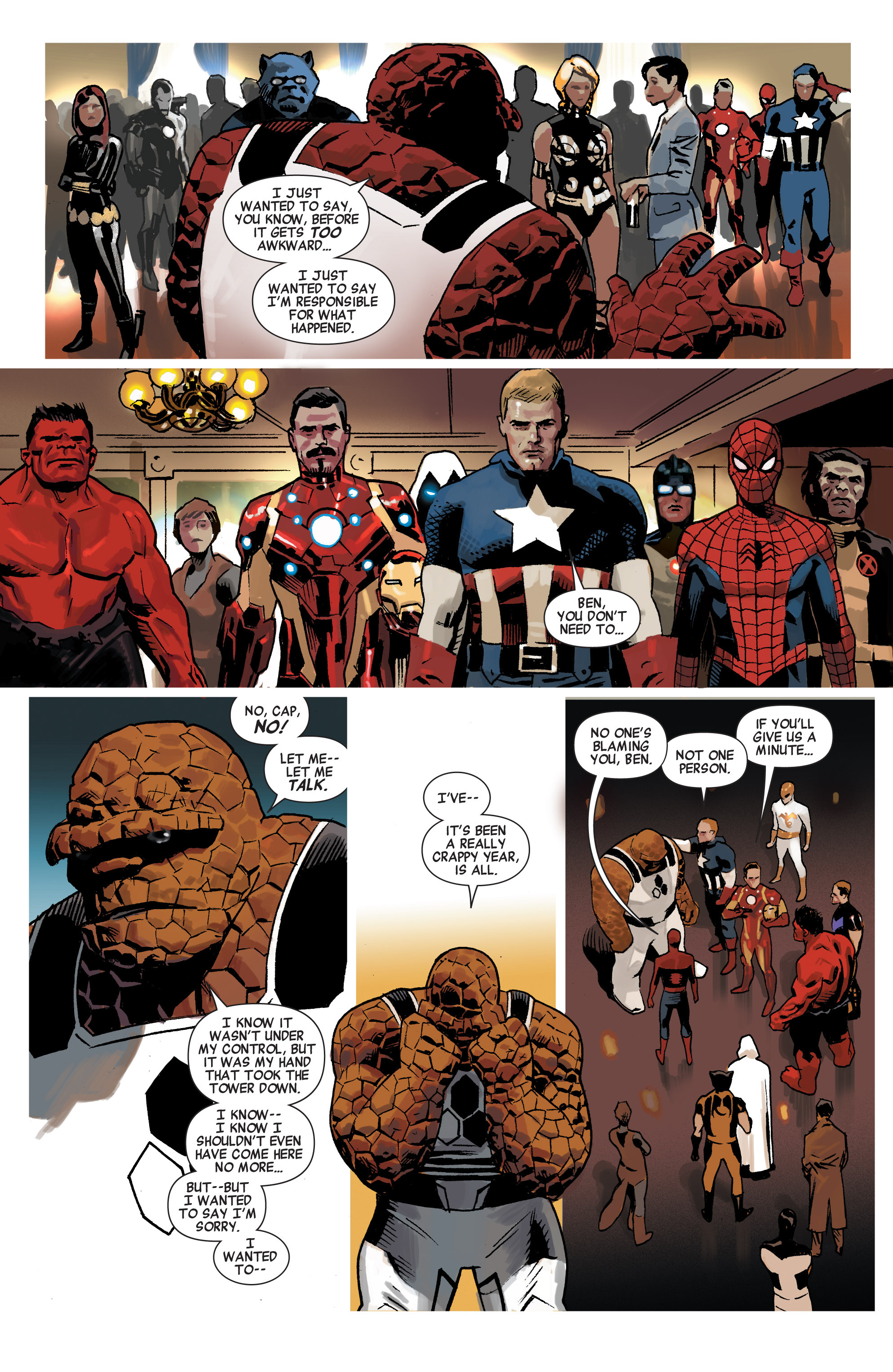 Read online Avengers (2010) comic -  Issue #18 - 11