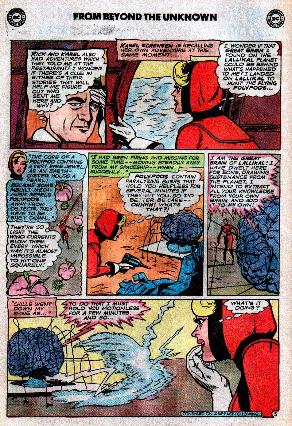 From Beyond the Unknown (1969) issue 19 - Page 24