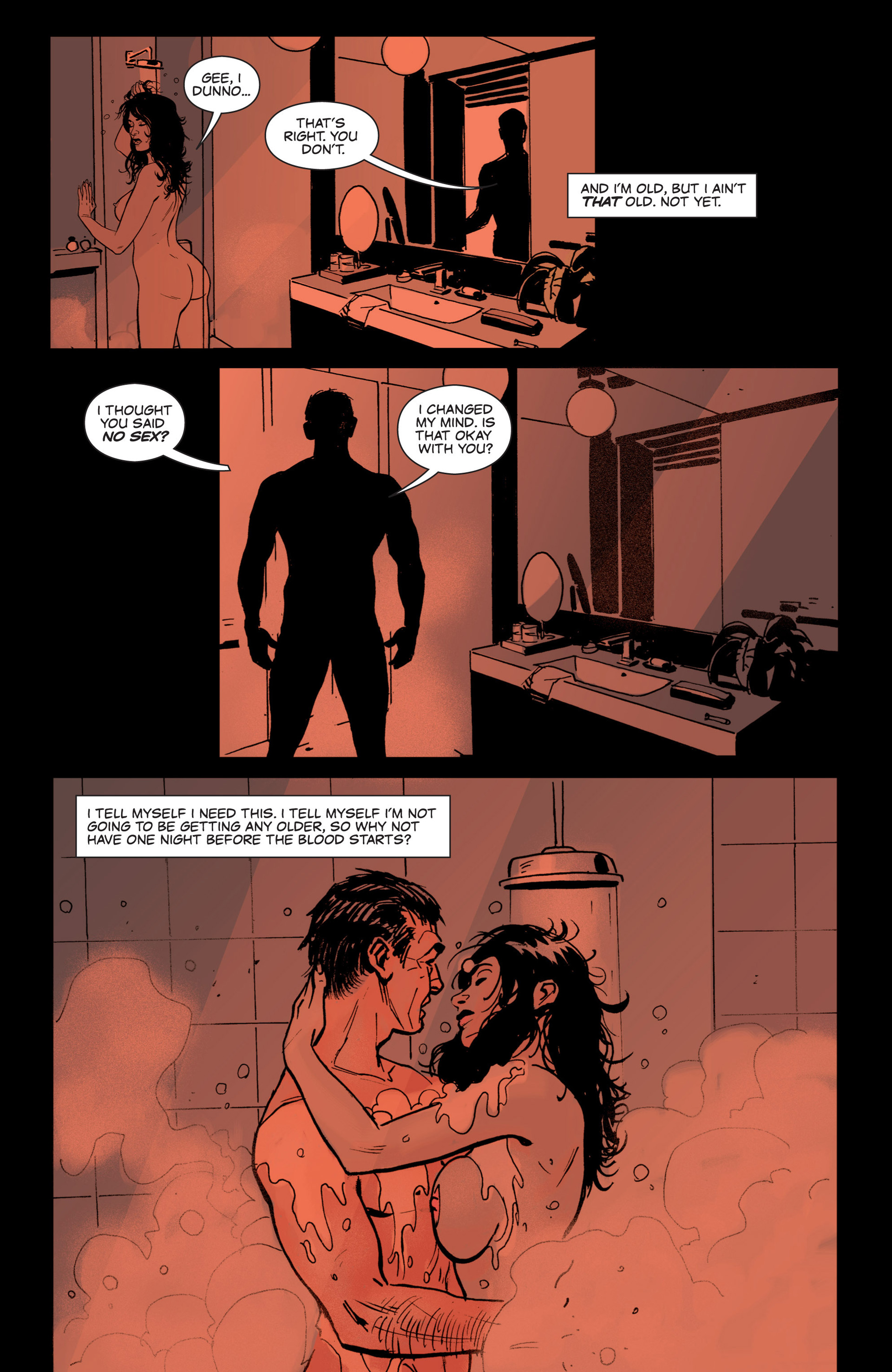 Read online Sex and Violence comic -  Issue # Full - 14