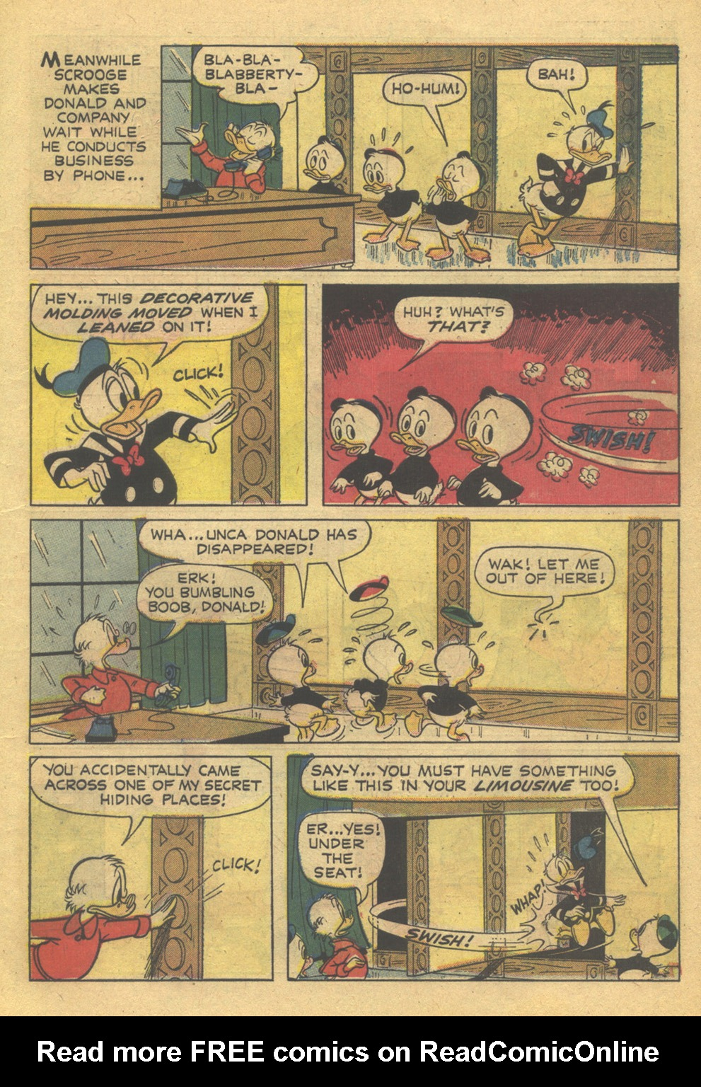 Read online Uncle Scrooge (1953) comic -  Issue #77 - 6