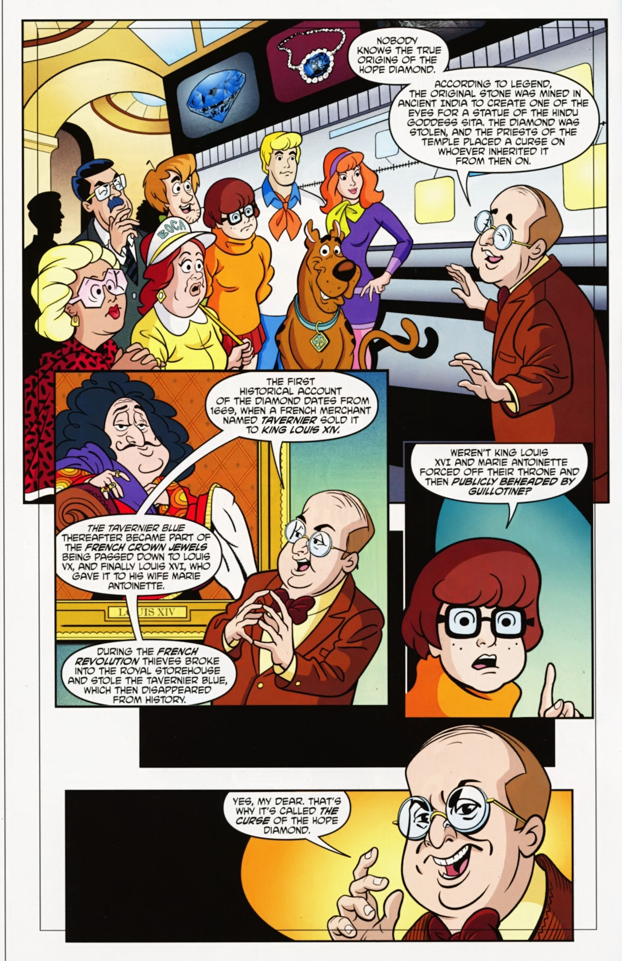 Read online Scooby-Doo: Where Are You? comic -  Issue #12 - 4