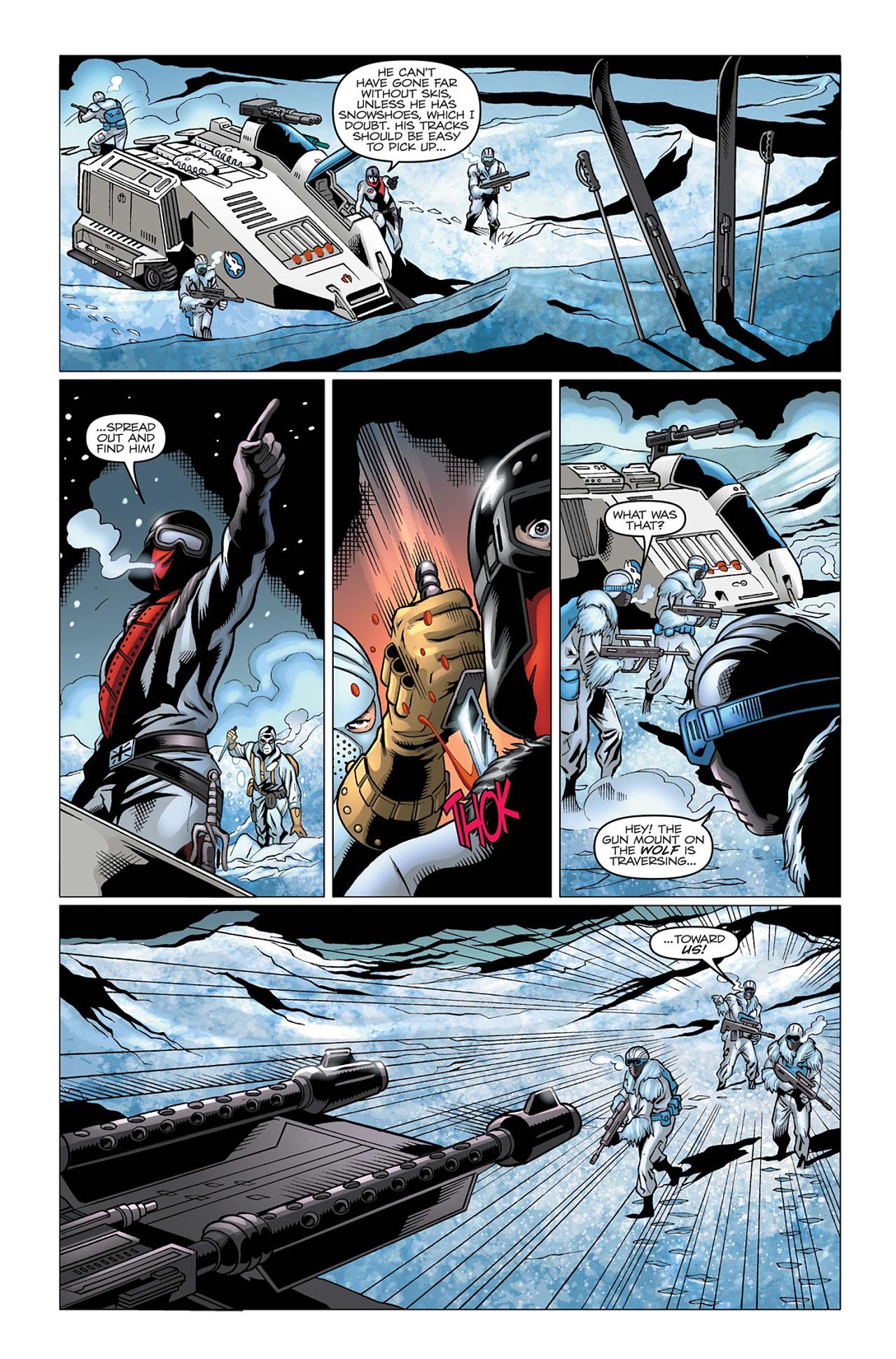 G.I. Joe: A Real American Hero 168 Page 11