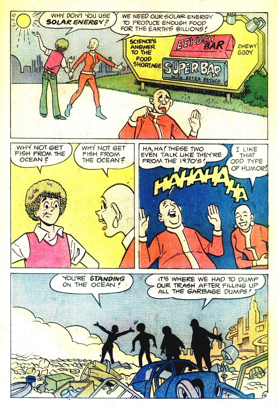 Read online Madhouse Comics comic -  Issue #108 - 6
