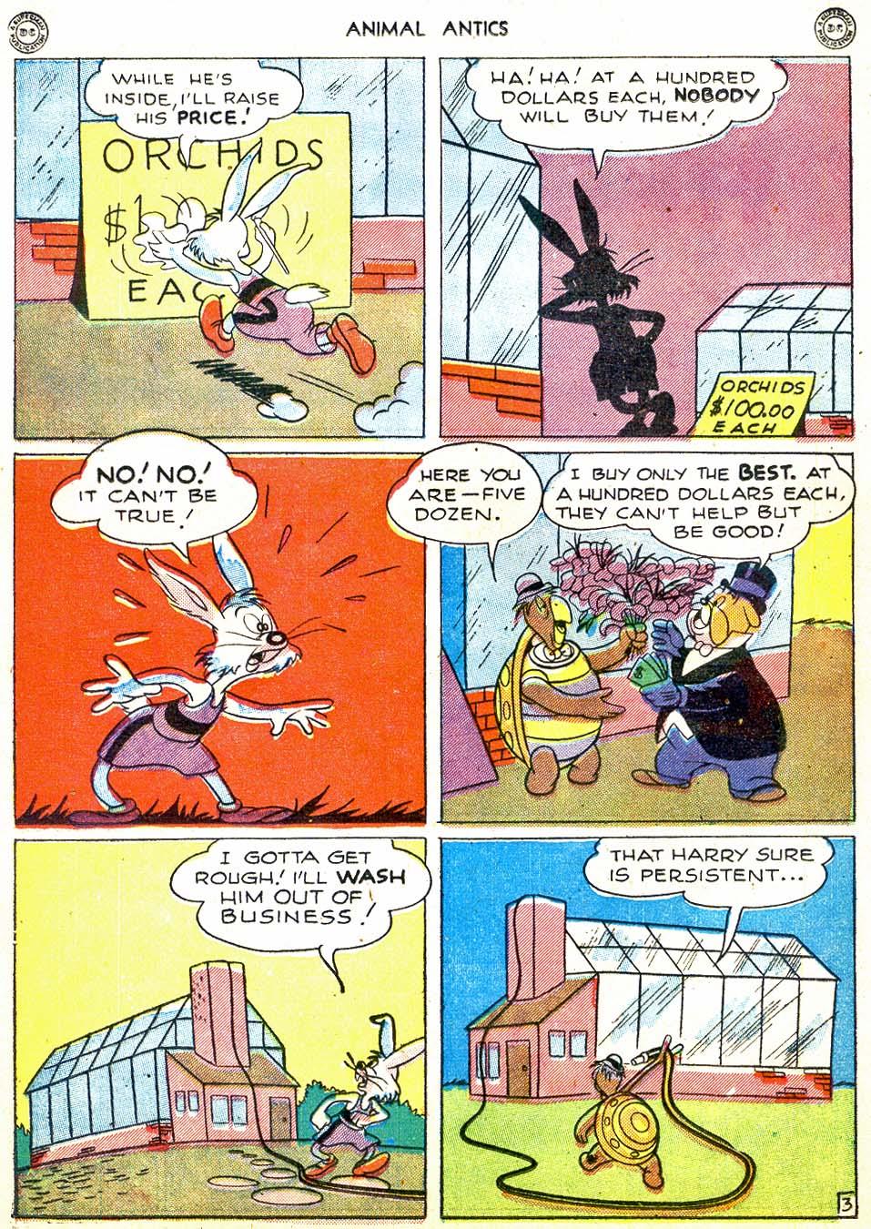 Read online Animal Antics comic -  Issue #2 - 24