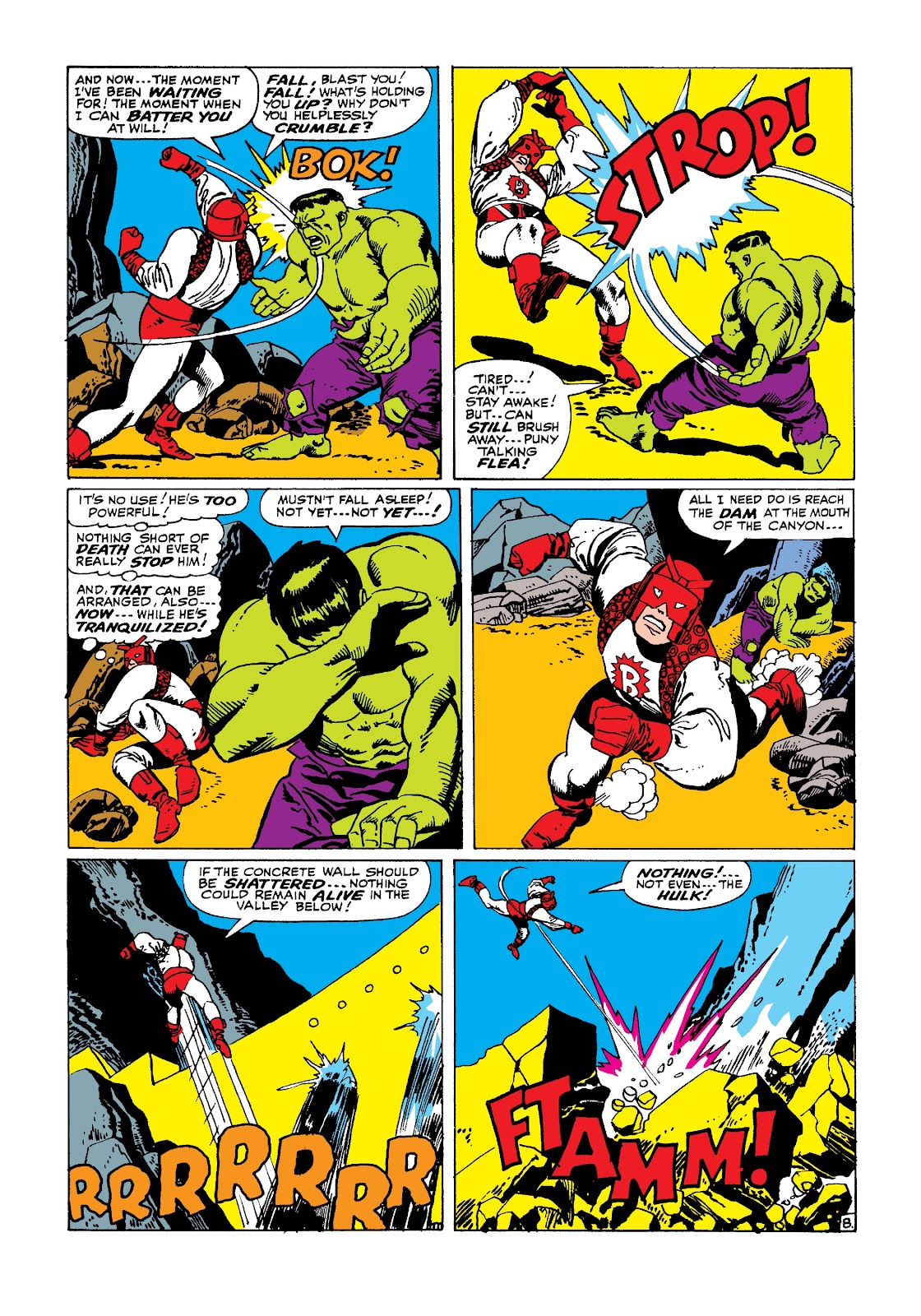 Read online Marvel Masterworks: The Incredible Hulk comic -  Issue # TPB 3 (Part 2) - 3