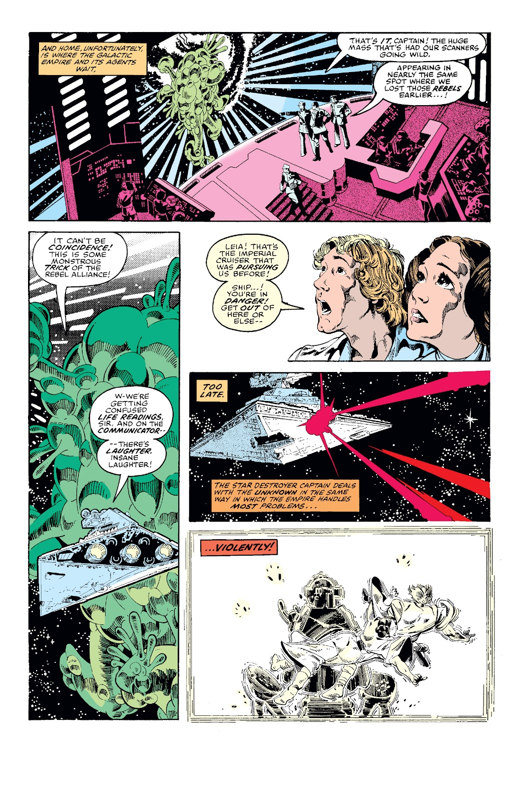 Read online Star Wars Legends: The Original Marvel Years - Epic Collection comic -  Issue # TPB 2 (Part 4) - 8