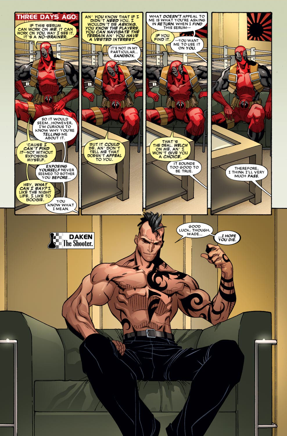 Read online Deadpool (2008) comic -  Issue #50 - 12