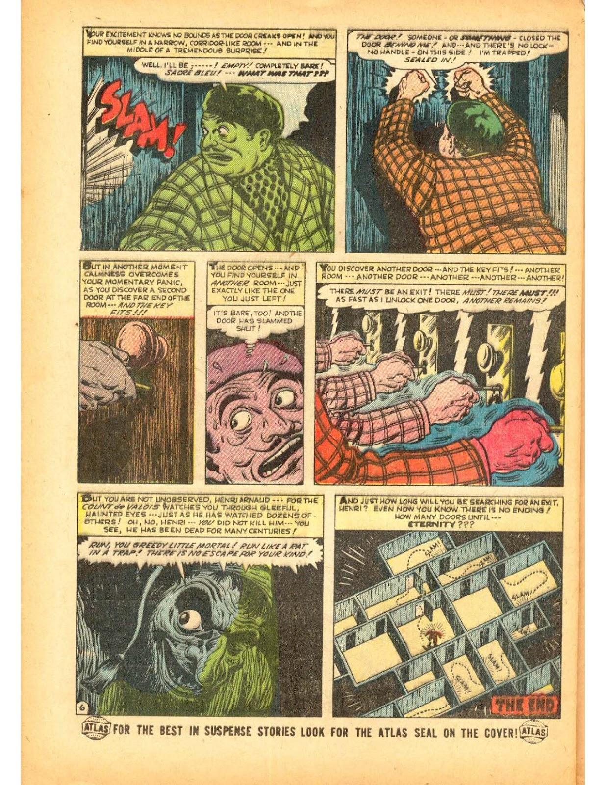 Spellbound (1952) issue 7 - Page 28
