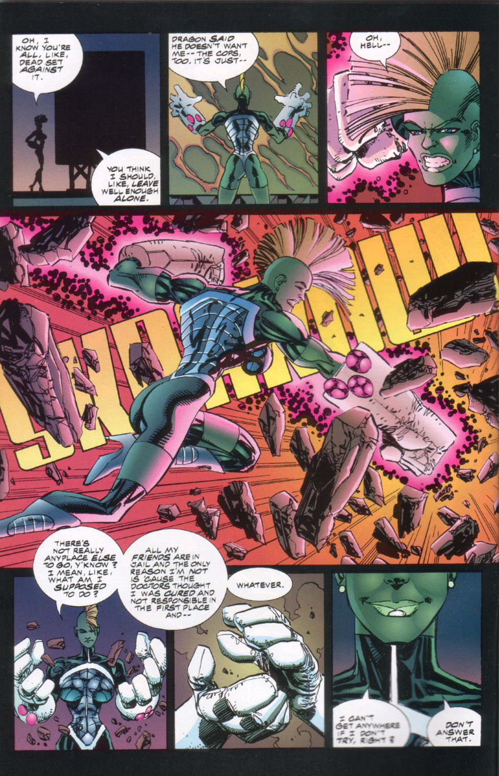 The Savage Dragon (1993) Issue #23 #26 - English 5