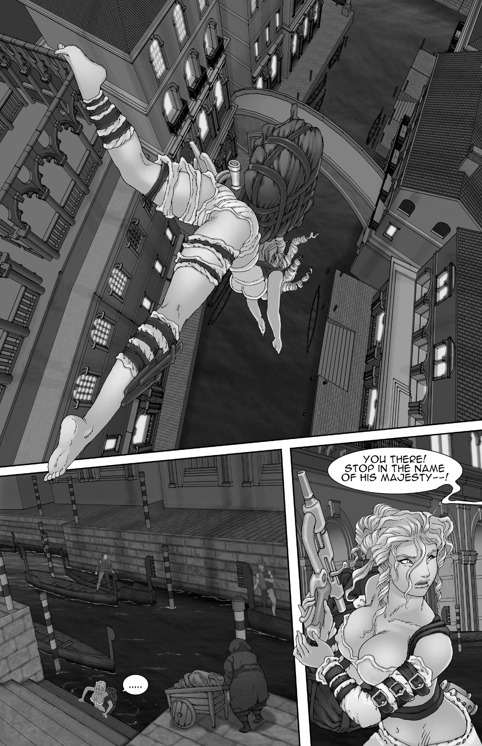 Read online Steampunk Halloween 2012 comic -  Issue # Full - 11