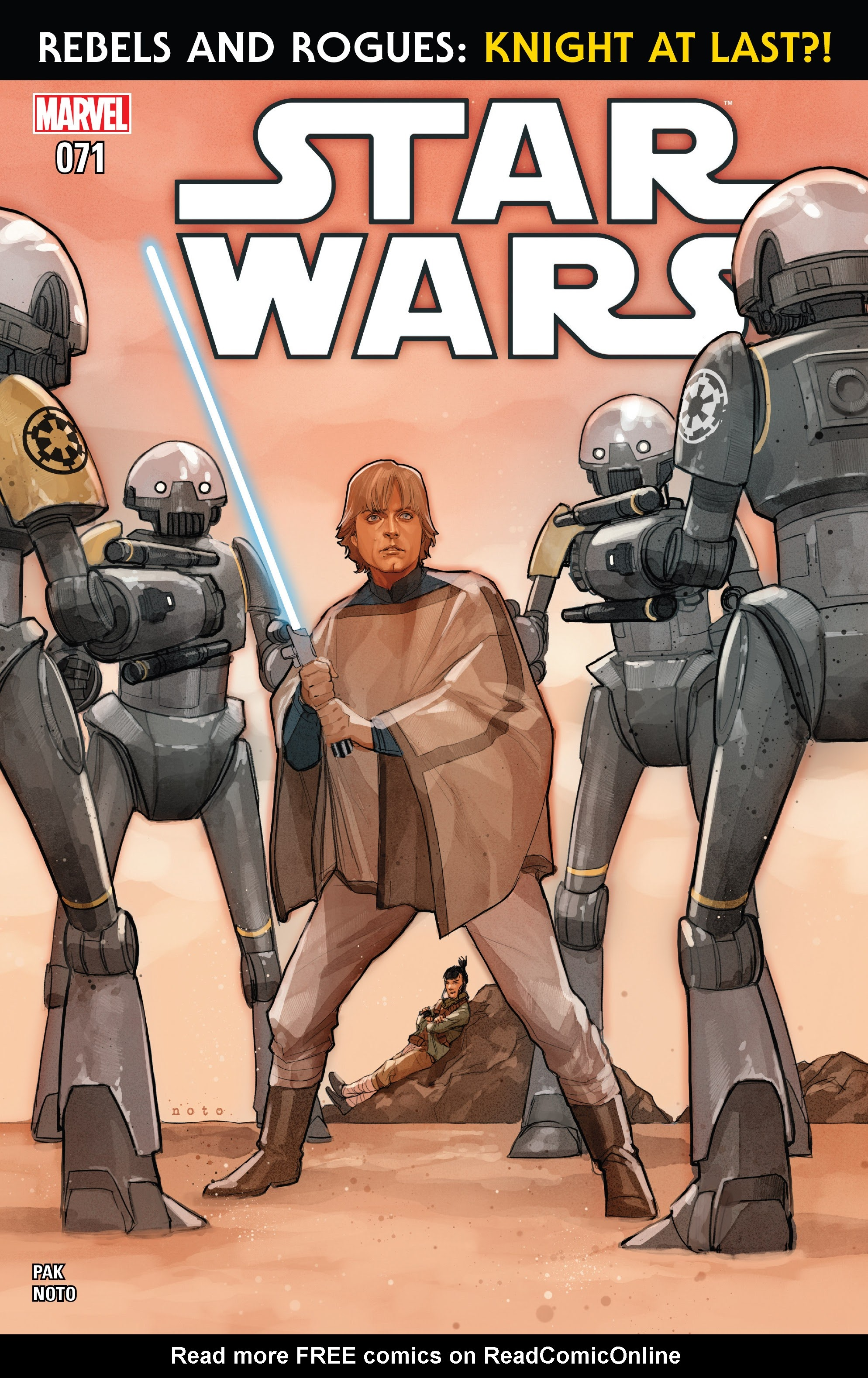 Star Wars (2015) issue 71 - Page 1