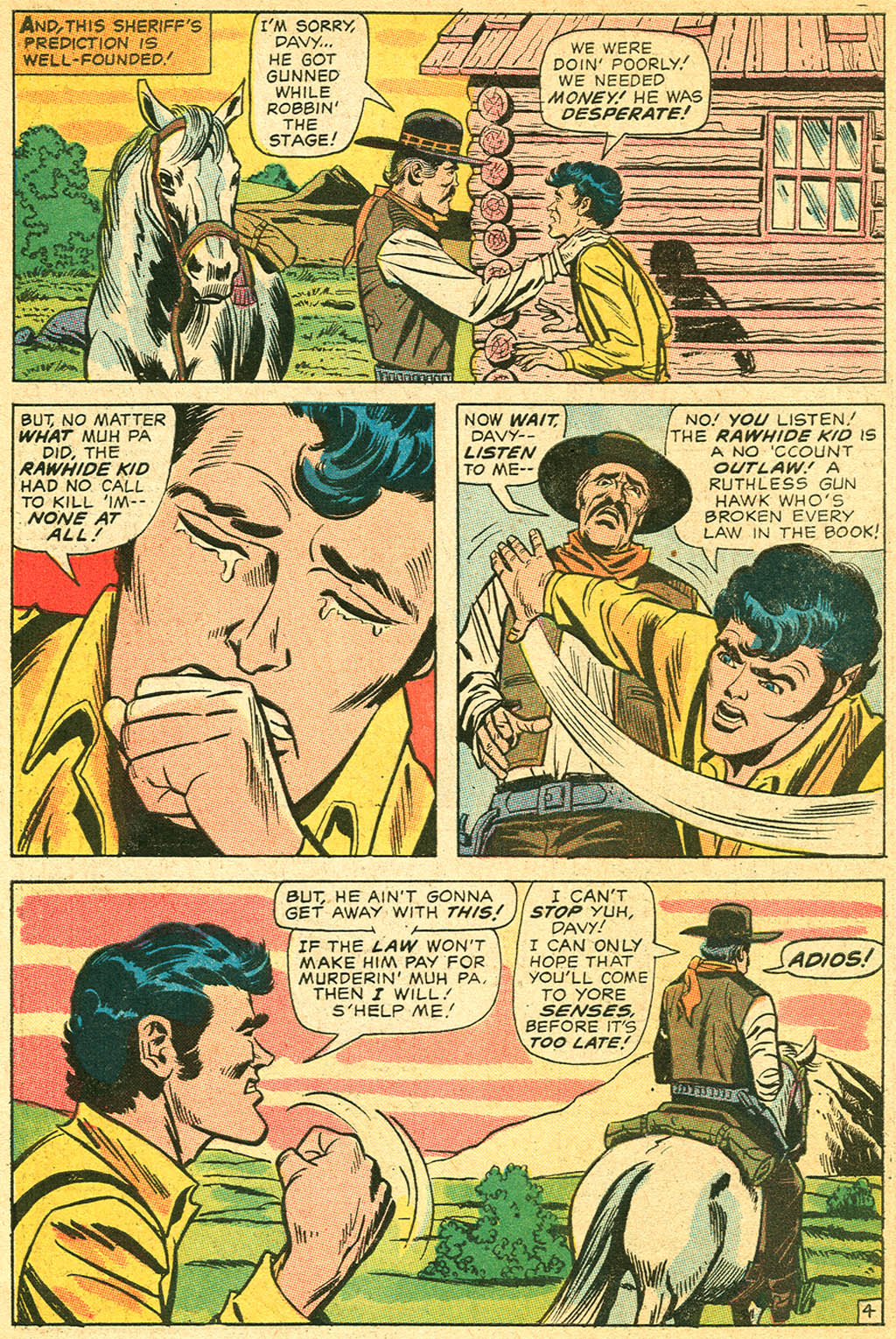 The Rawhide Kid (1955) 77 Page 6