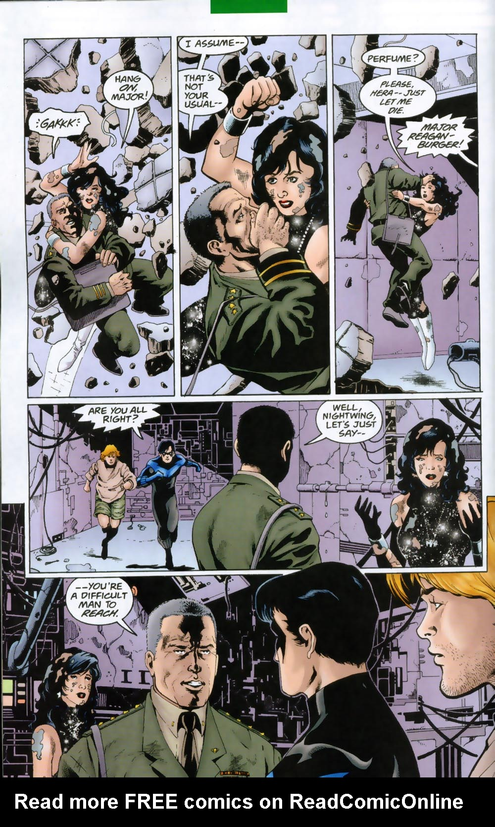 Read online The Titans (1999) comic -  Issue #47 - 21
