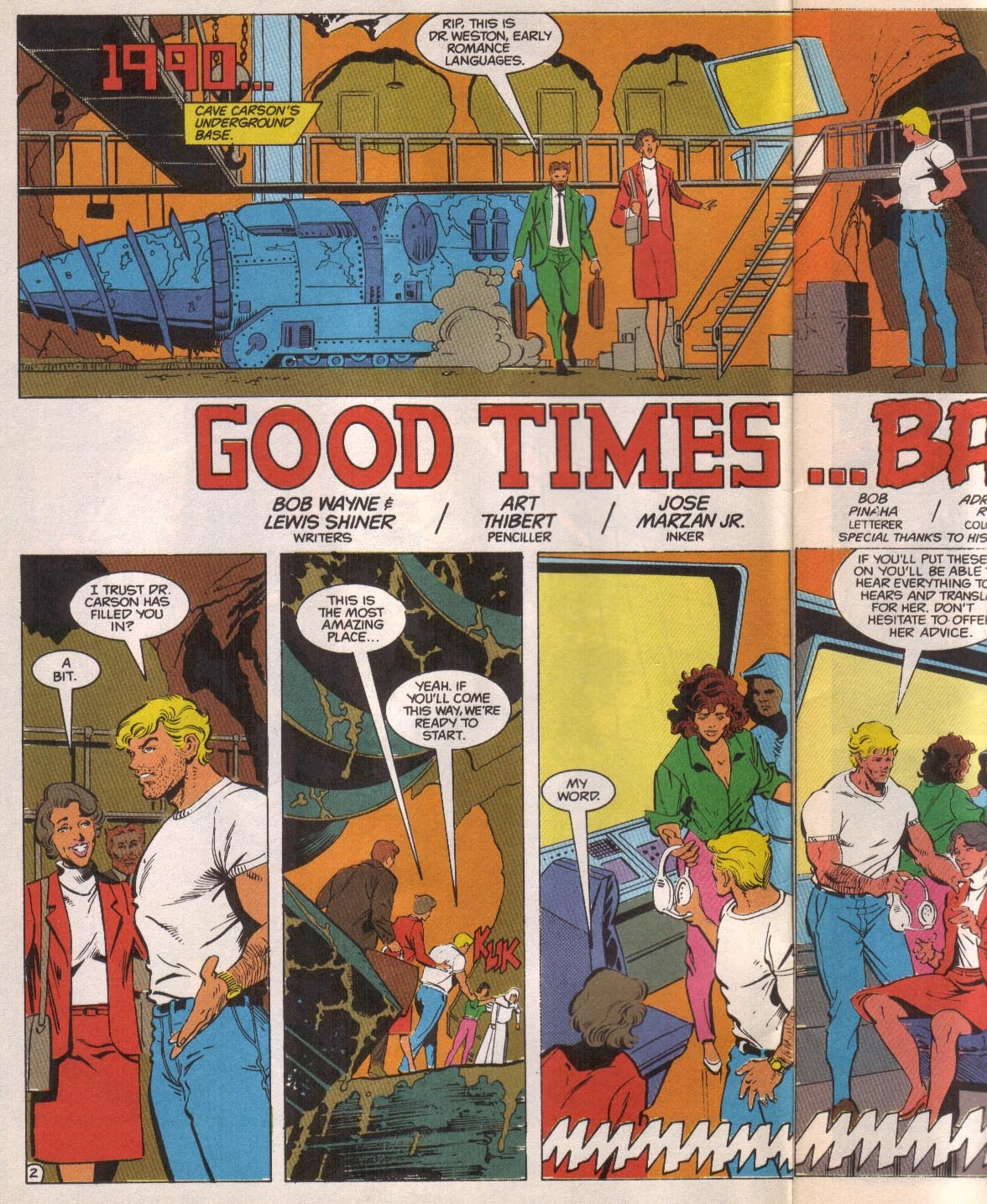 Time Masters issue 5 - Page 4