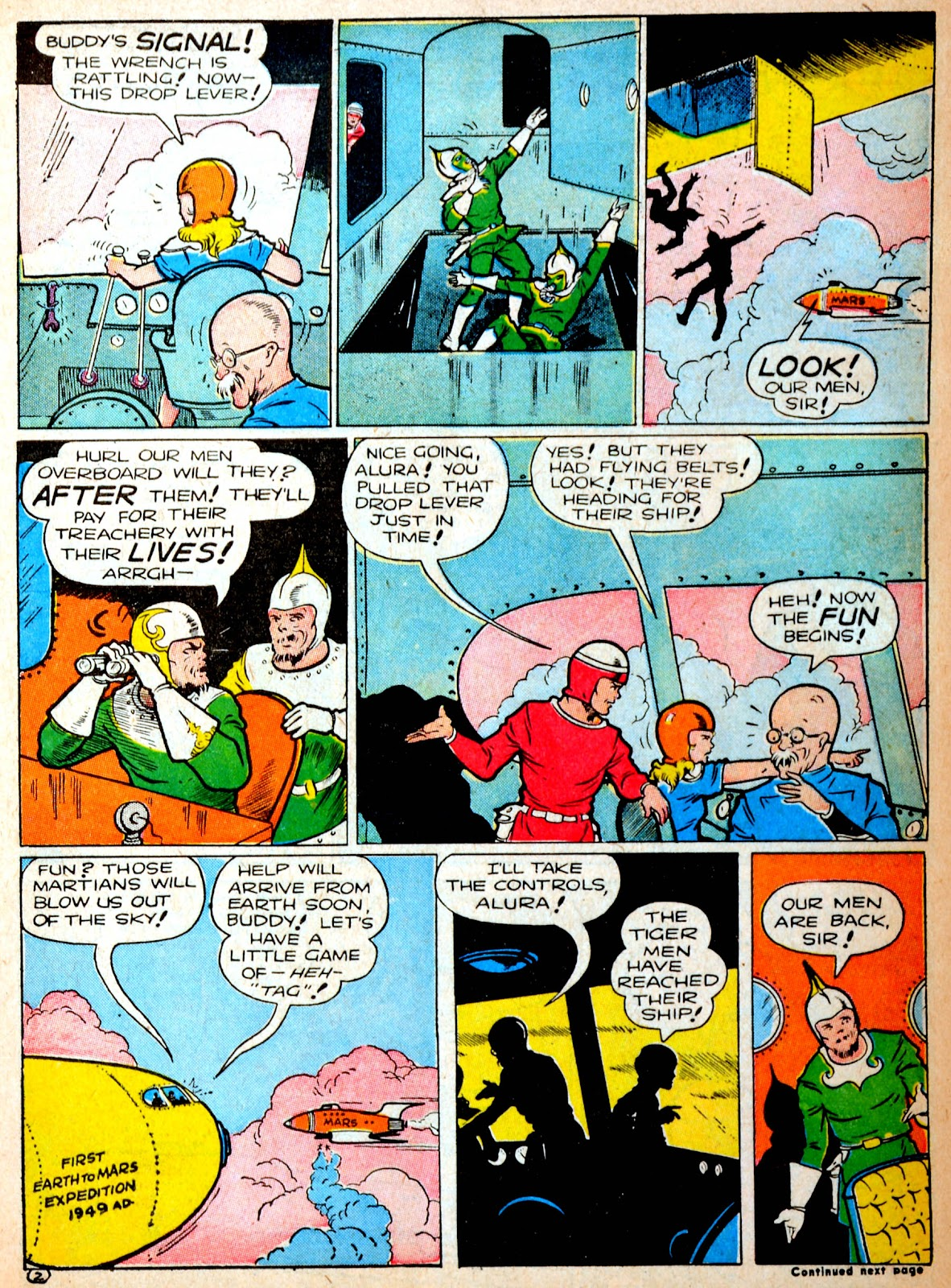 Read online Famous Funnies comic -  Issue #88 - 5