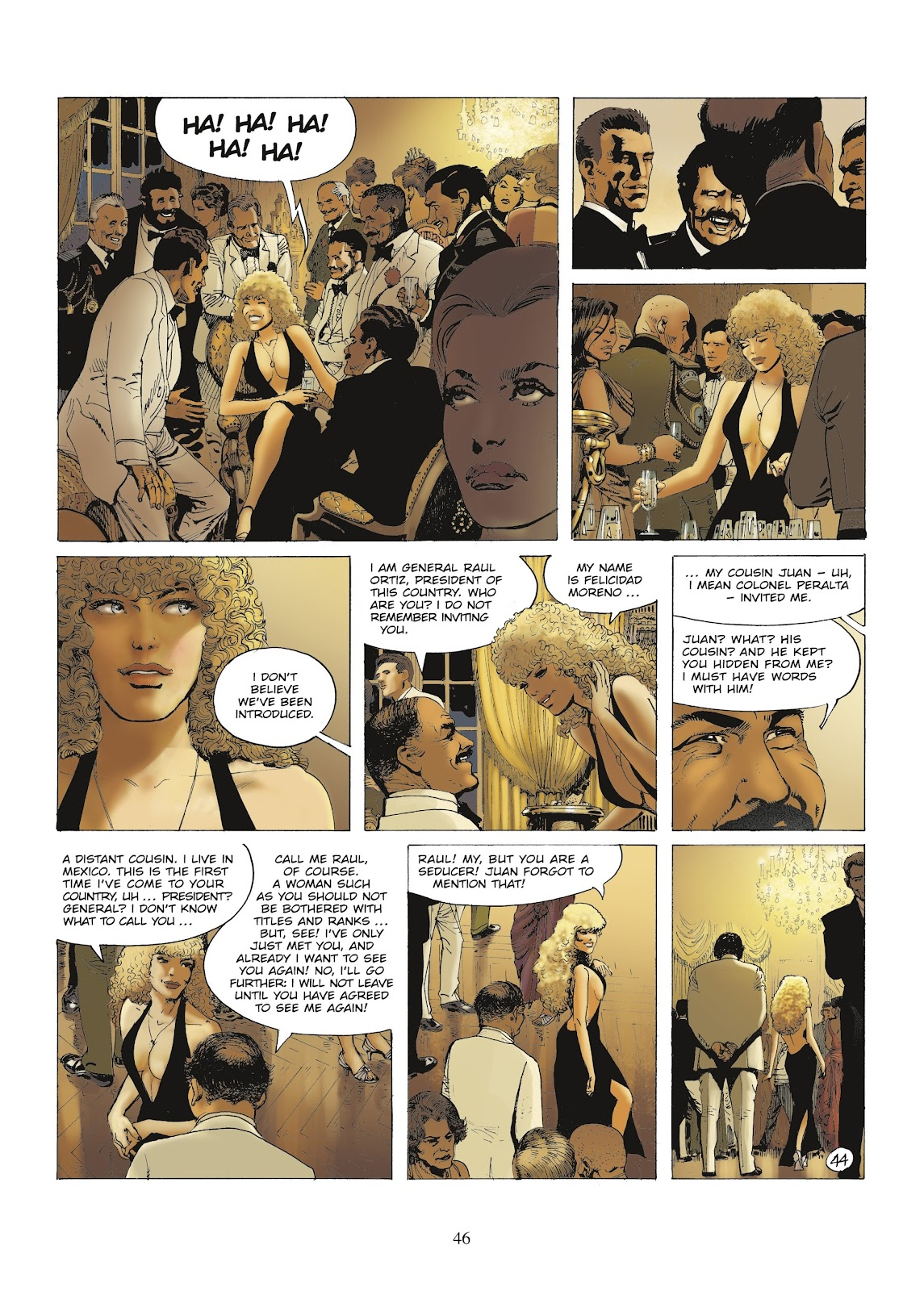 XIII Mystery issue 9 - Page 48