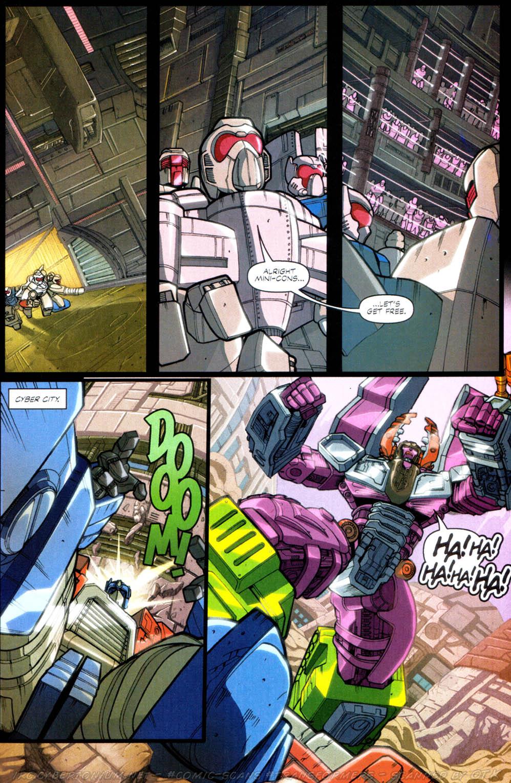 Read online Transformers Armada comic -  Issue #2 - 19
