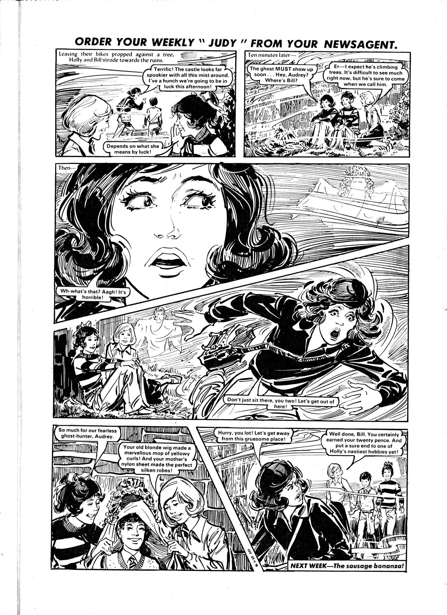 Read online Judy comic -  Issue #985 - 25