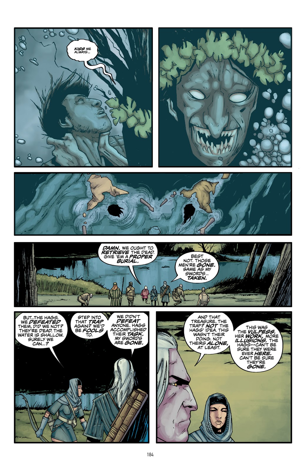 Read online The Witcher Omnibus comic -  Issue # TPB (Part 2) - 84