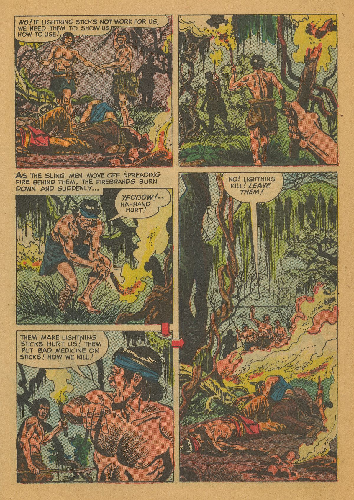 Read online Turok, Son of Stone comic -  Issue #26 - 24