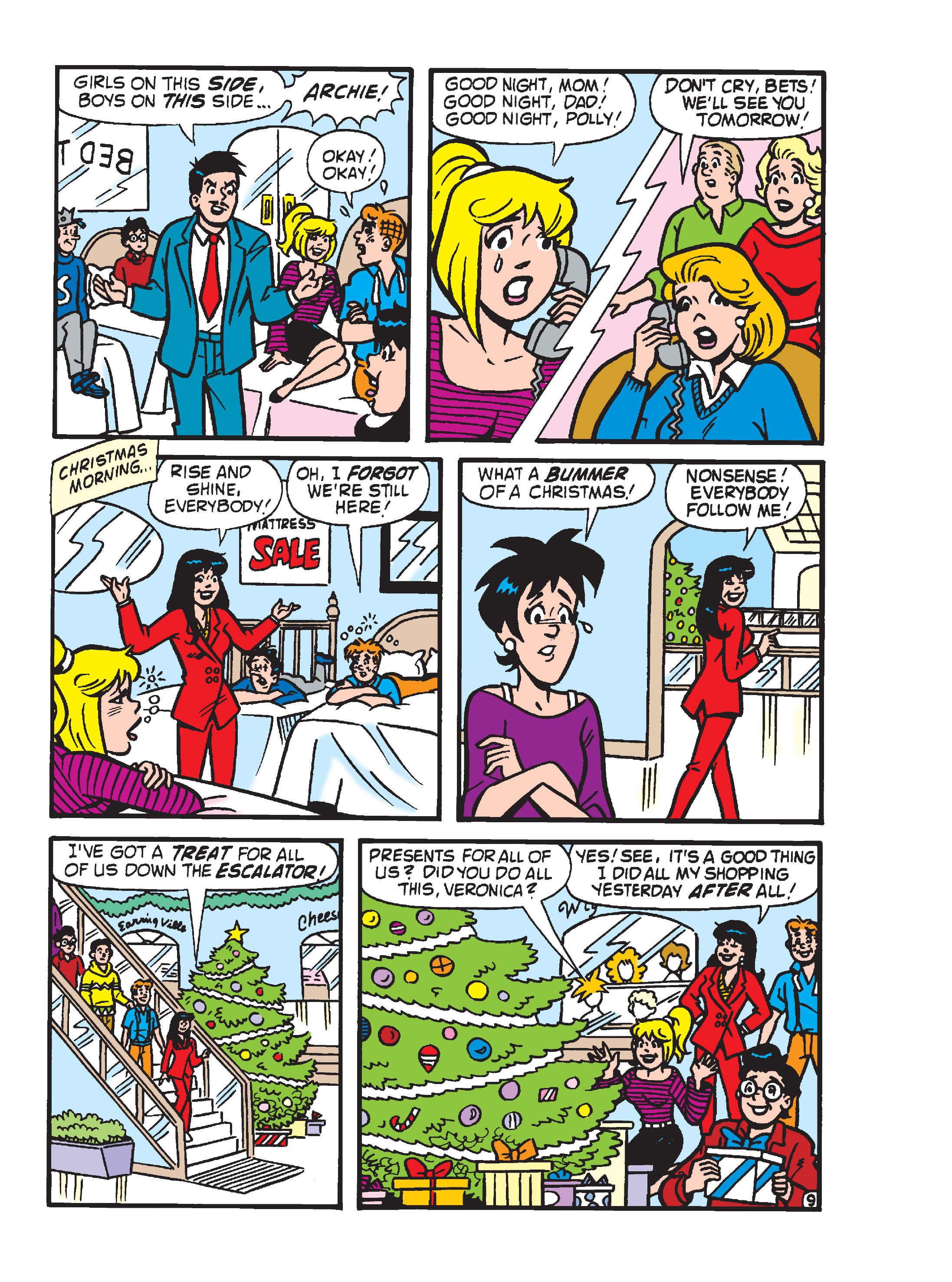 Read online Archie's Funhouse Double Digest comic -  Issue #23 - 179