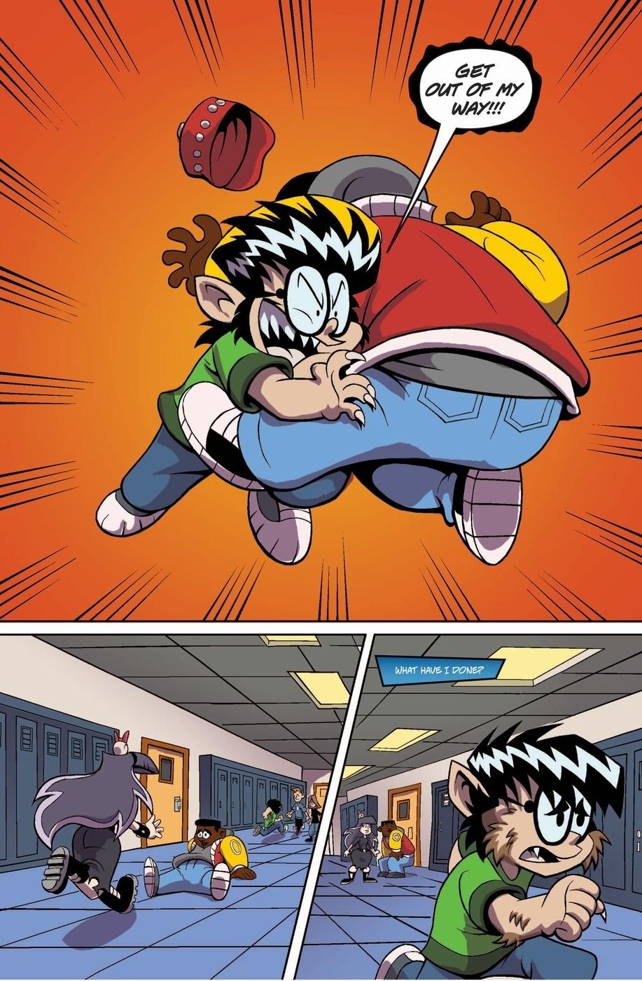Read online Ralph Filmore comic -  Issue # Full - 88
