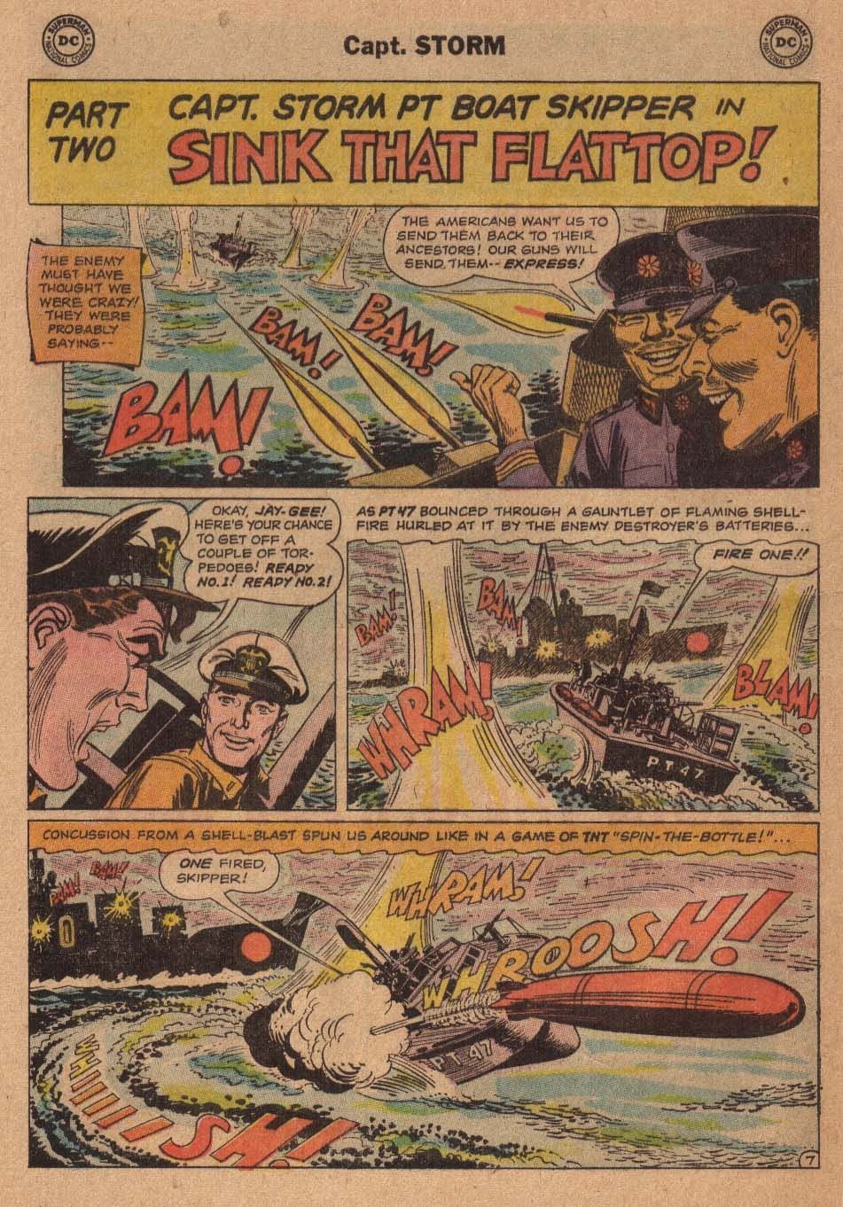 Capt. Storm issue 9 - Page 12