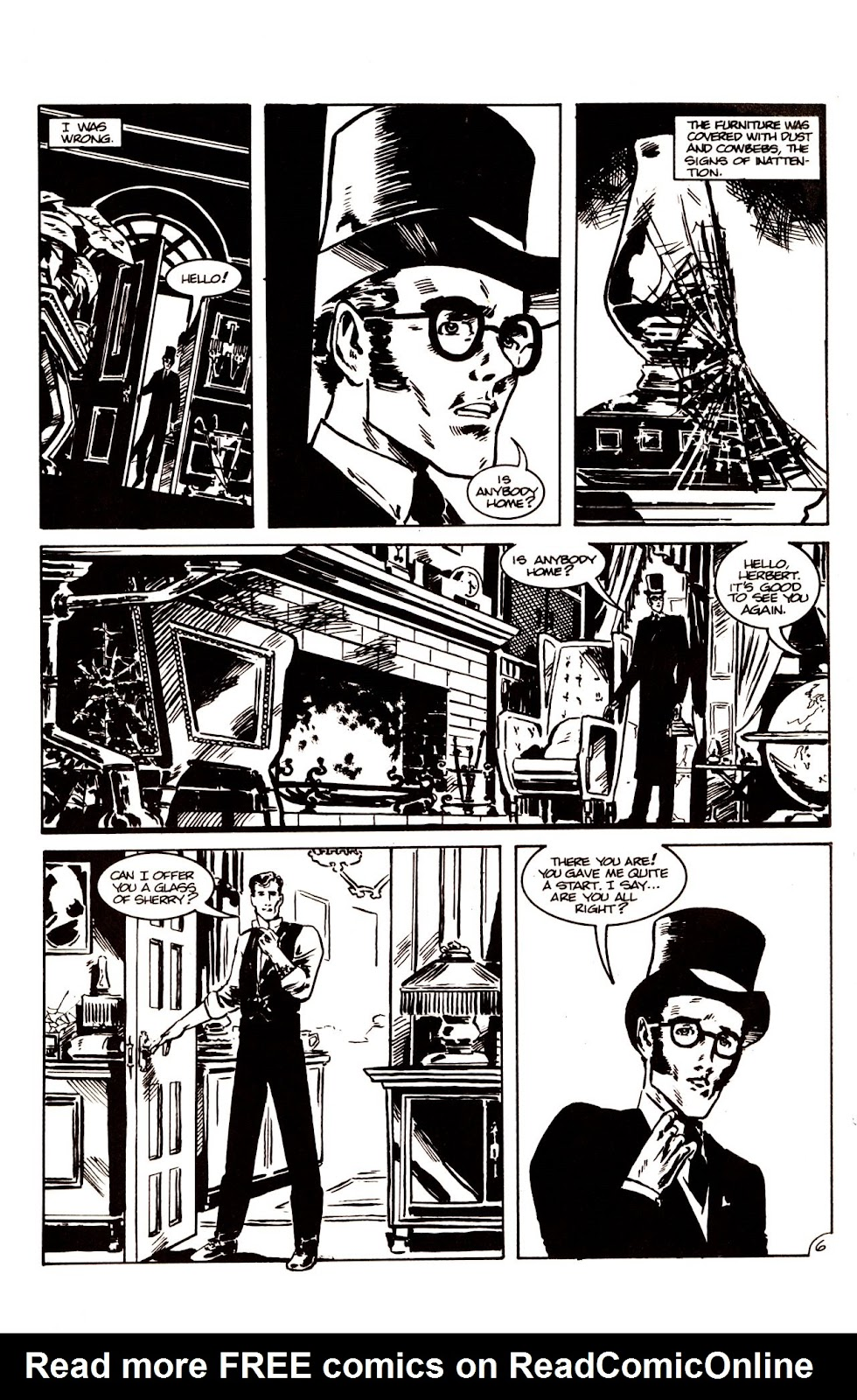 The Time Machine issue 1 - Page 8