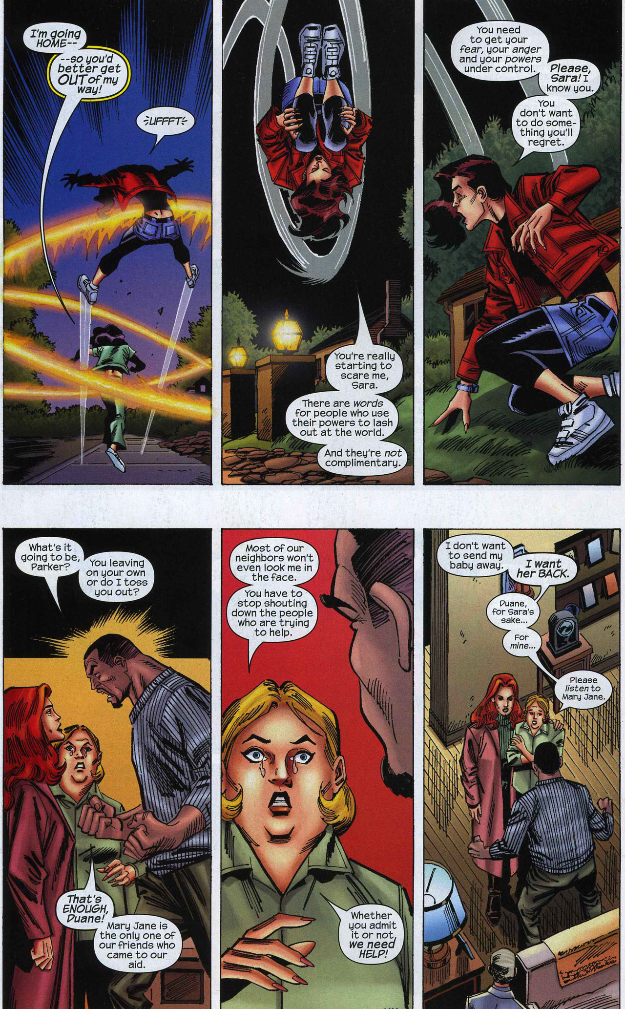 Amazing Spider-Girl 8 Page 17