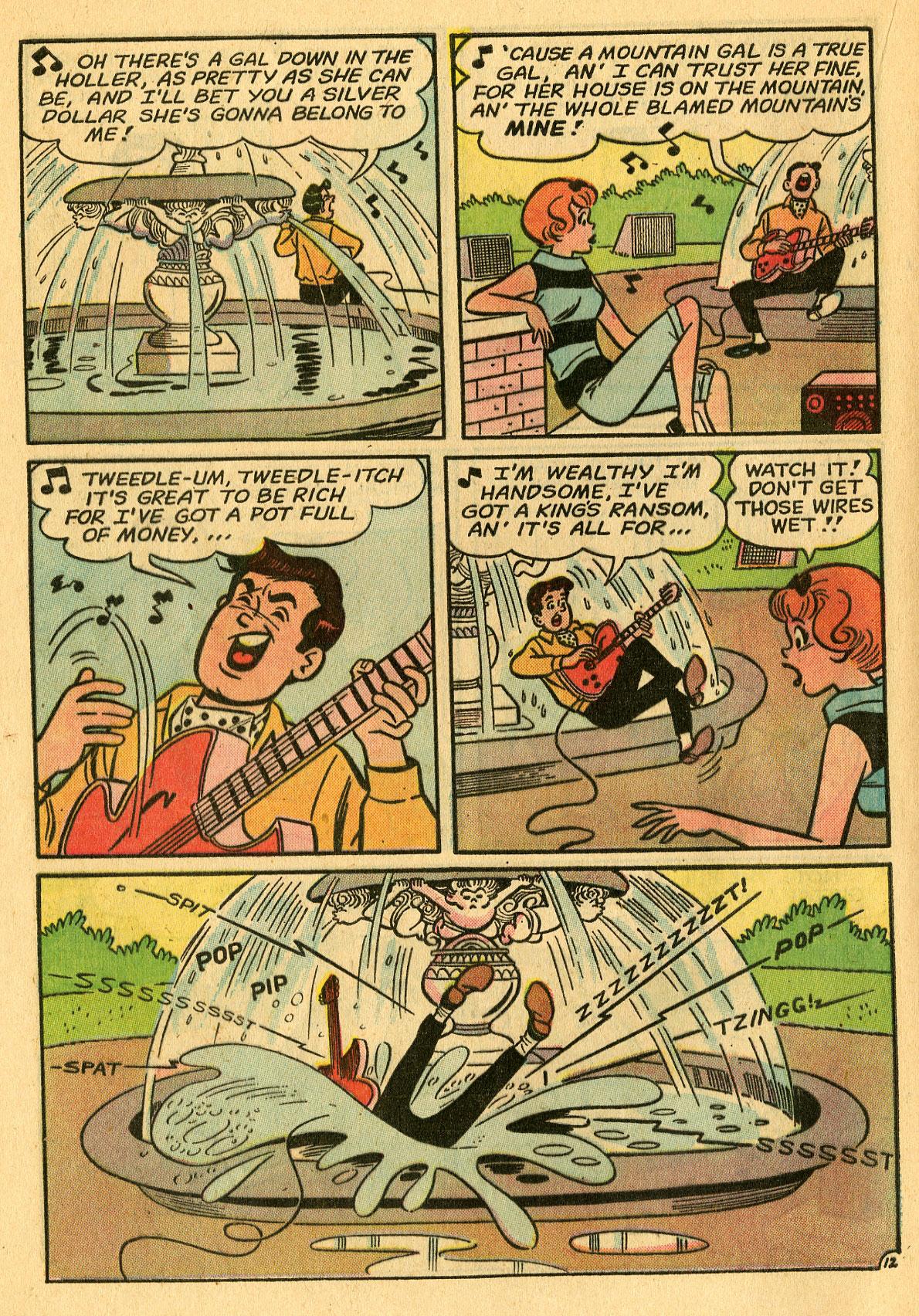 Read online She's Josie comic -  Issue #7 - 16