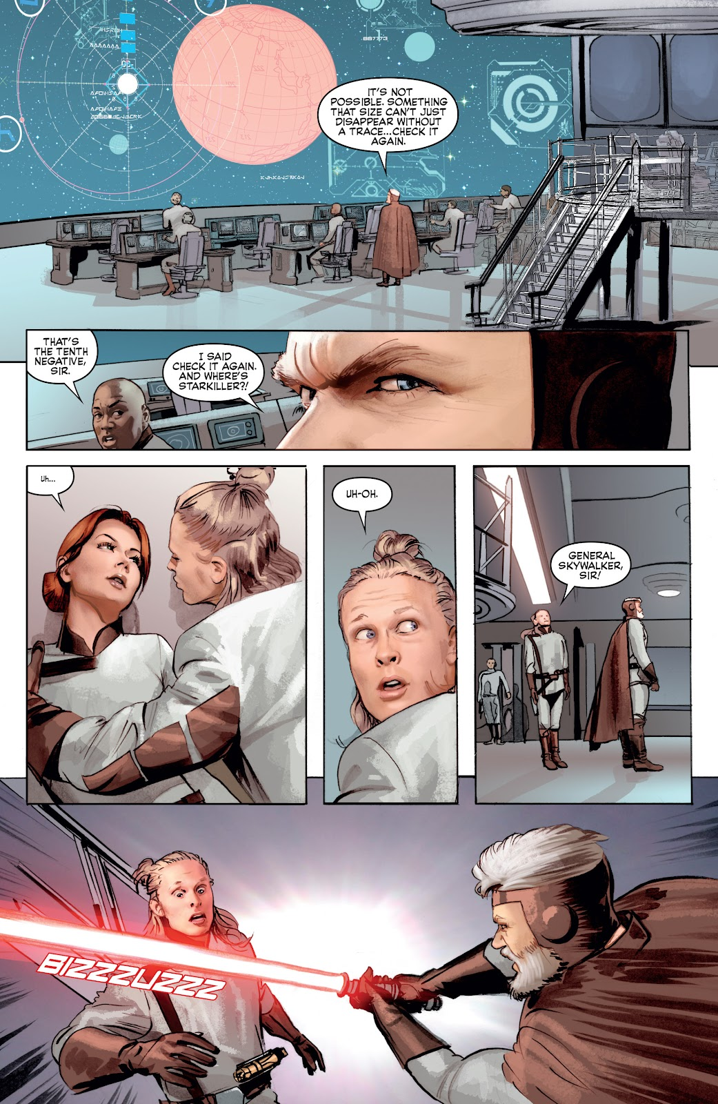 Read online Star Wars Legends: Infinities - Epic Collection comic -  Issue # TPB (Part 4) - 26