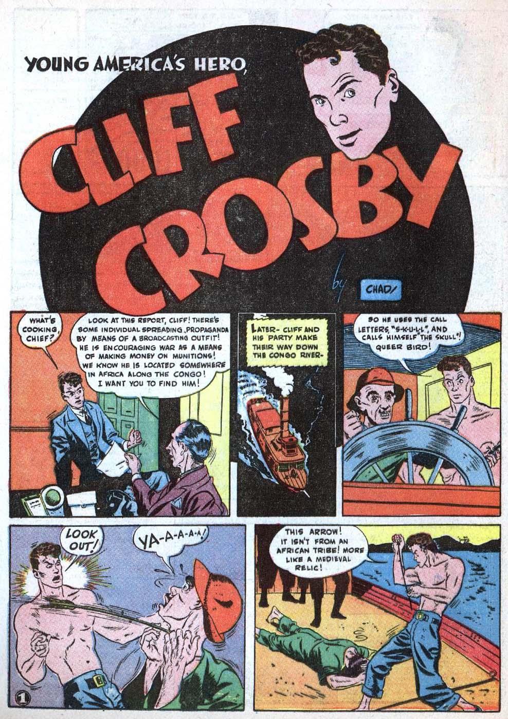 Read online Detective Comics (1937) comic -  Issue #43 - 52