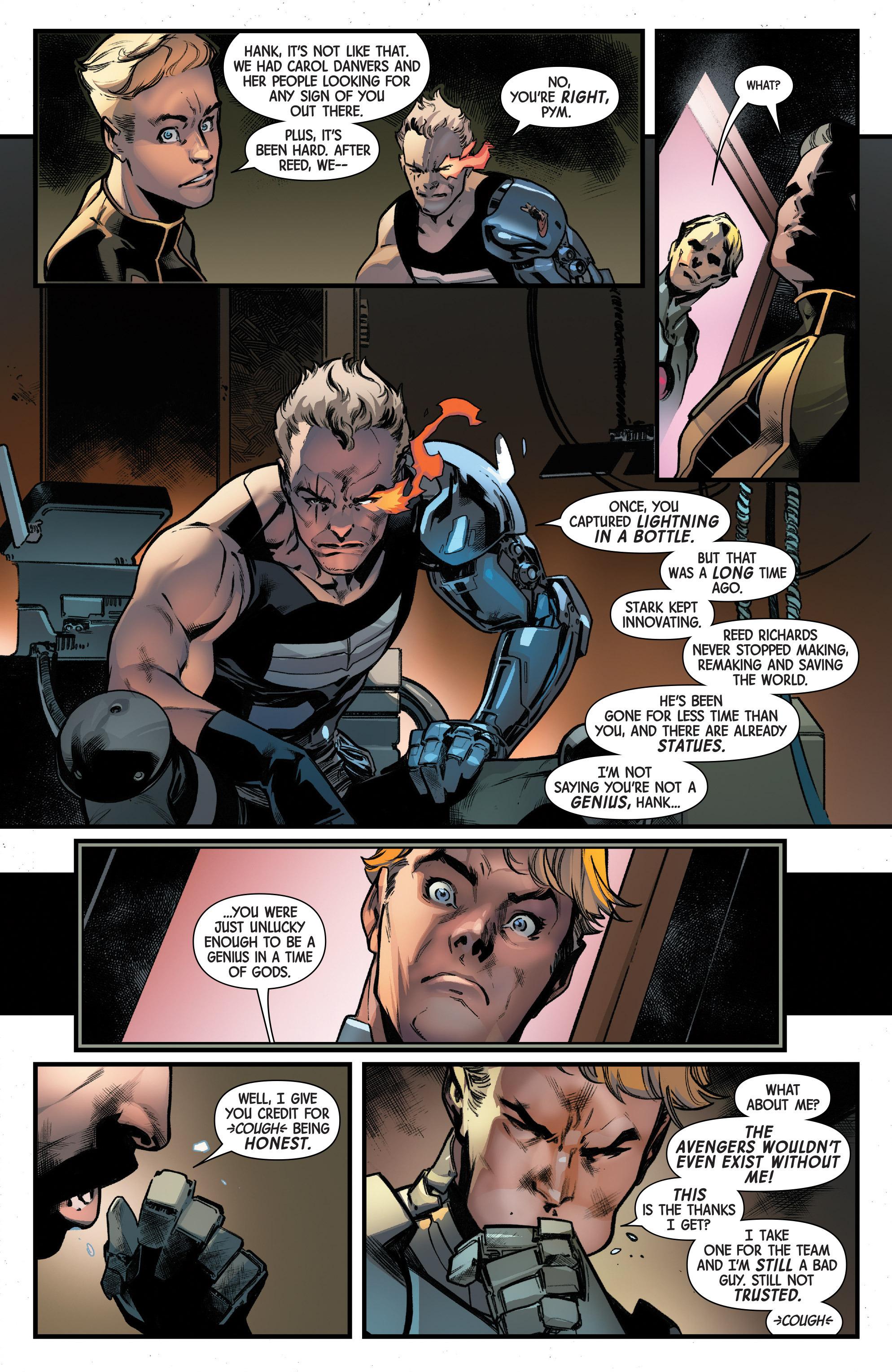 Read online Uncanny Avengers [II] comic -  Issue #10 - 16