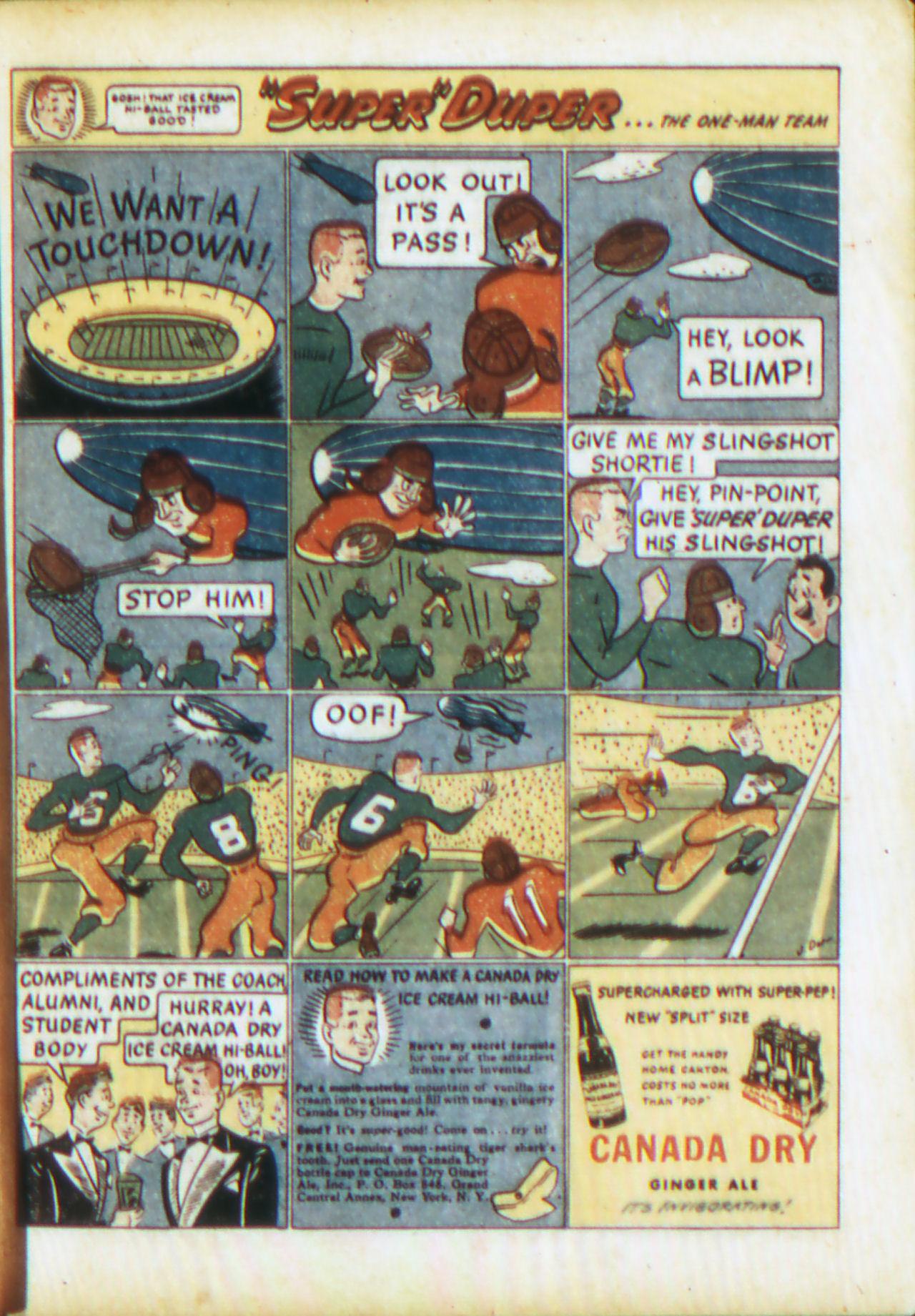 Read online Adventure Comics (1938) comic -  Issue #71 - 18