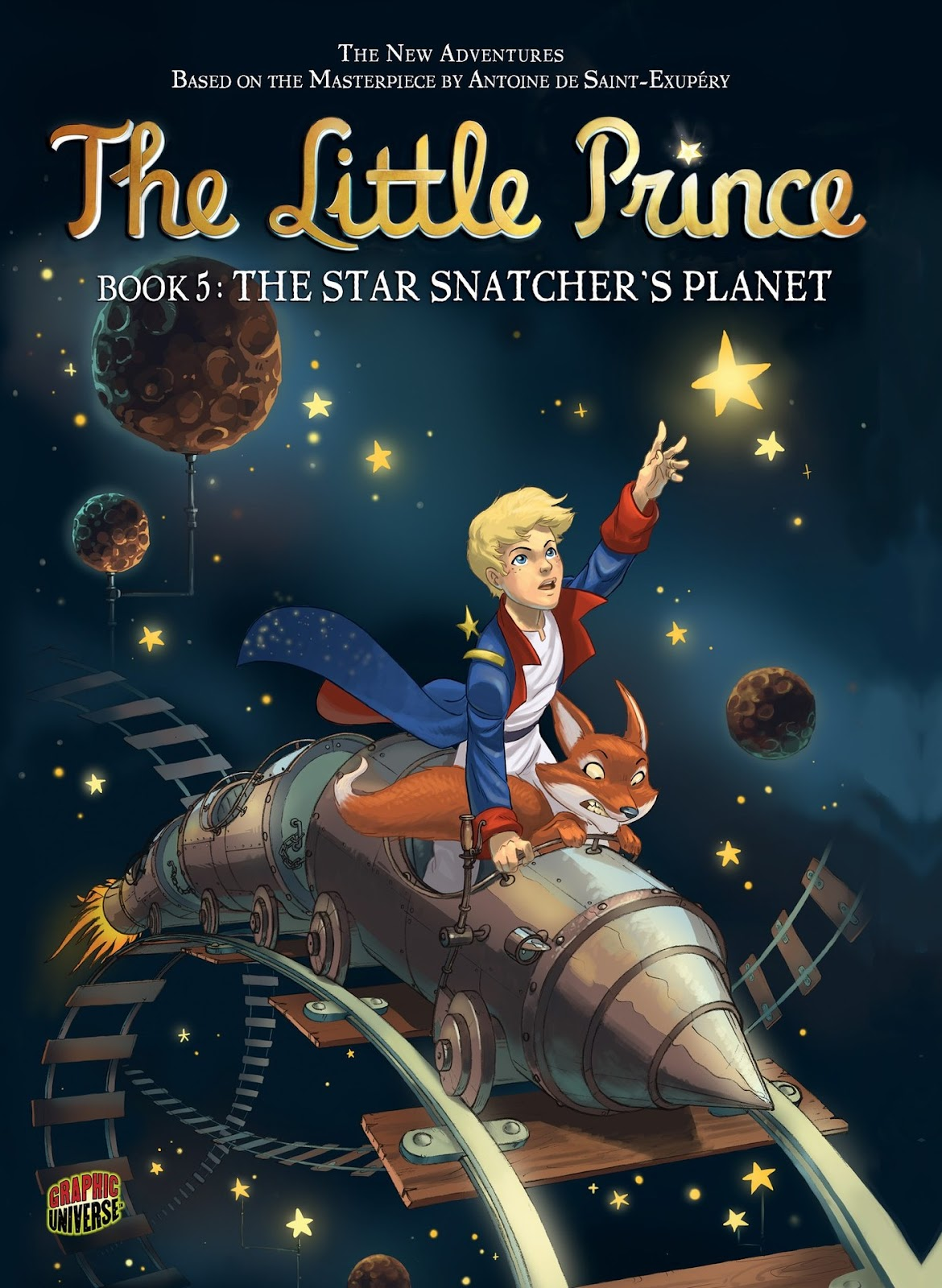 The Little Prince 5 Page 1