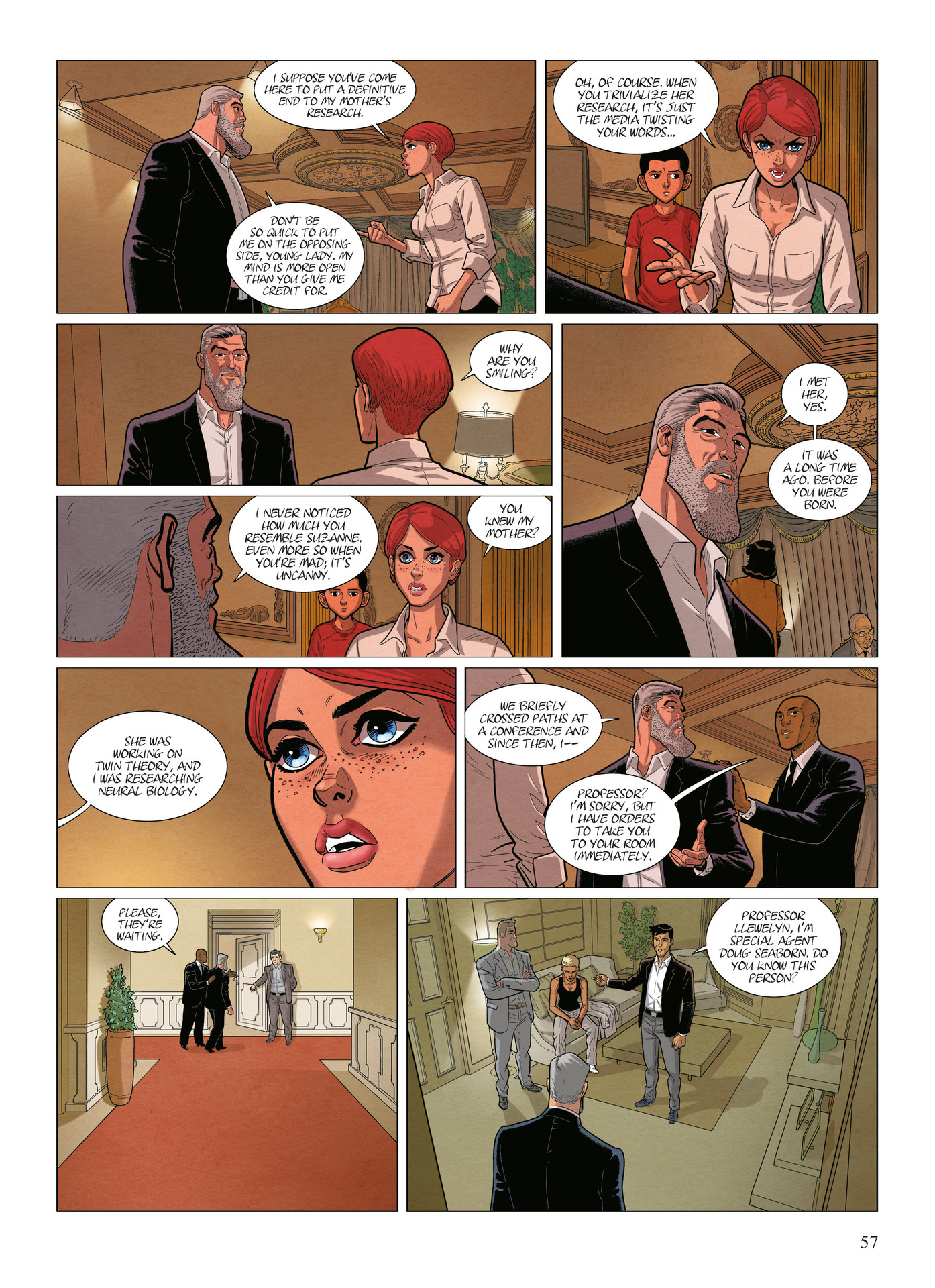 Read online Alter Ego comic -  Issue #10 - 58