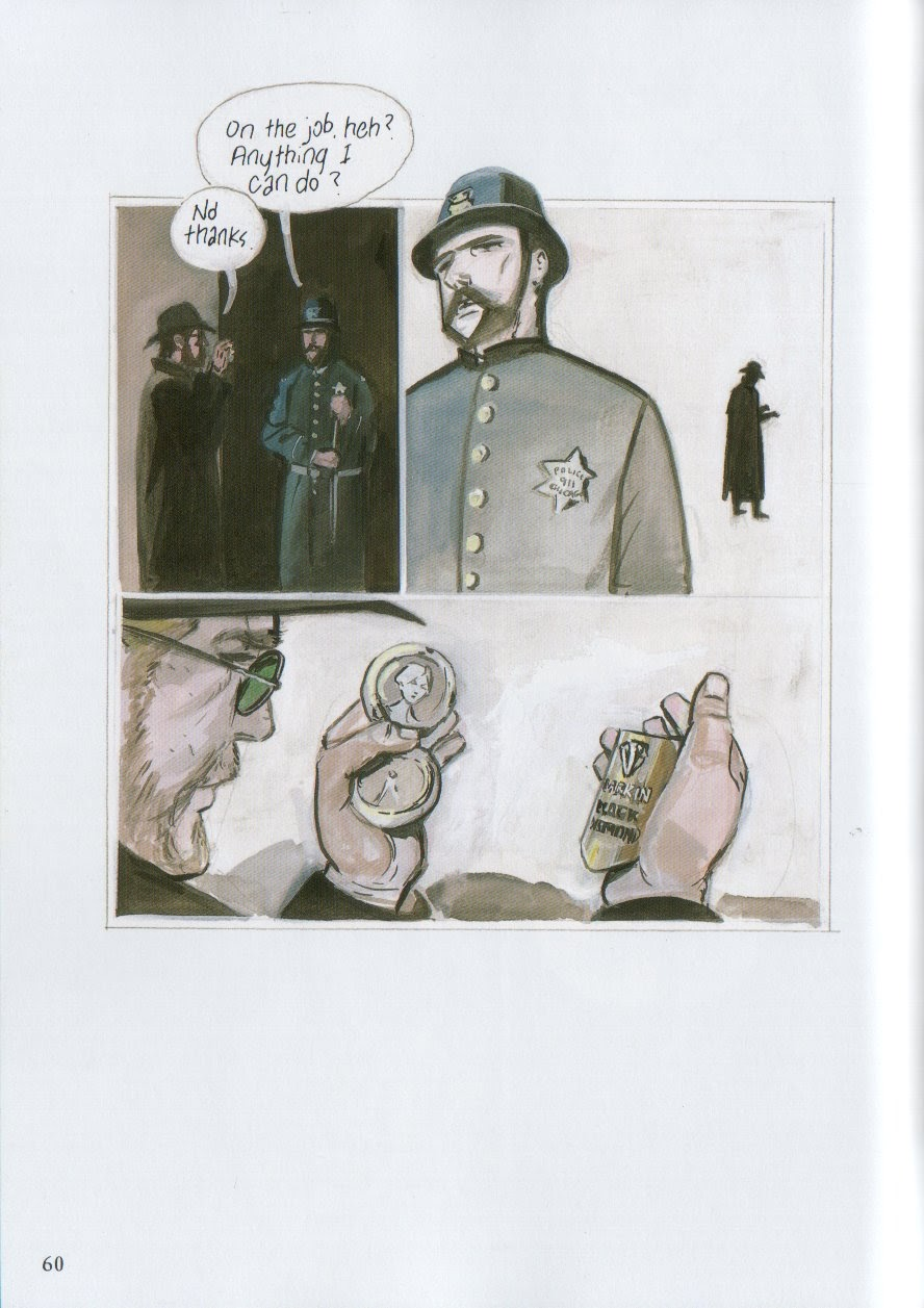 Read online The Black Diamond Detective Agency comic -  Issue # TPB - 60
