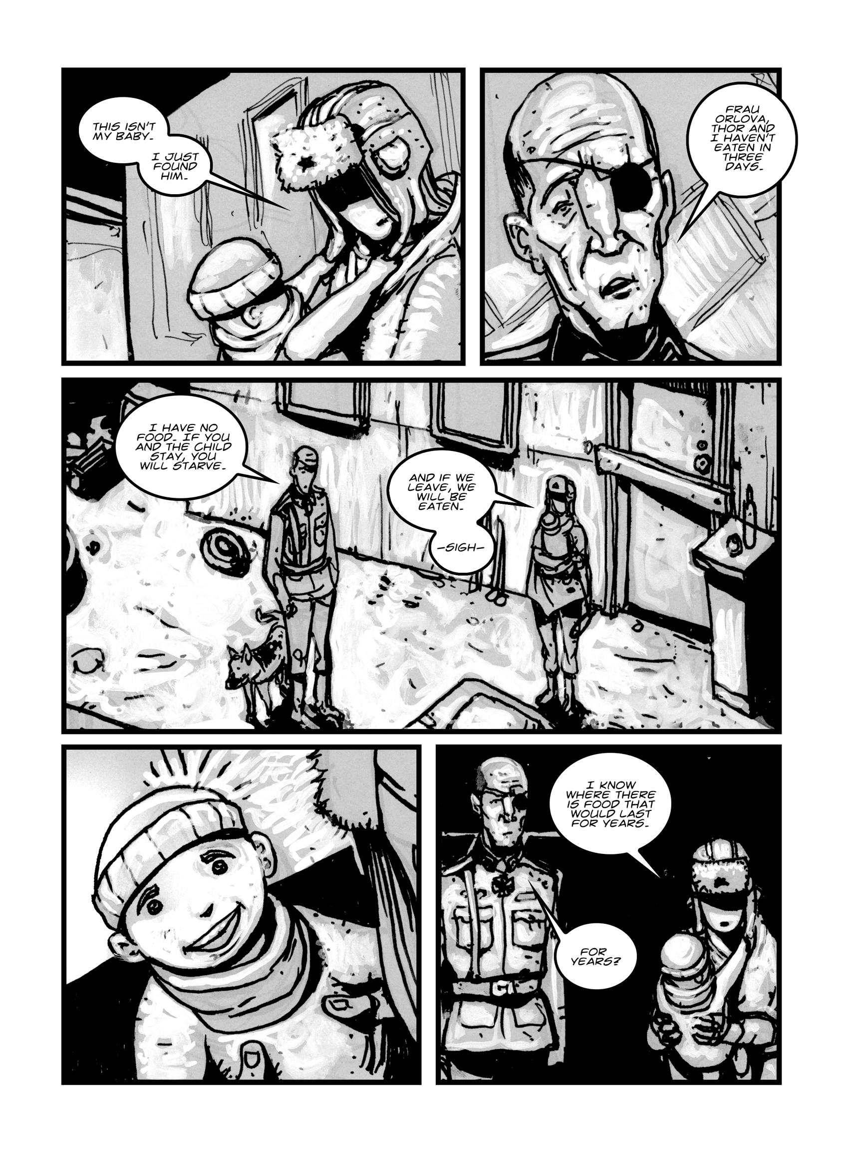 Read online FUBAR comic -  Issue #1 - 95