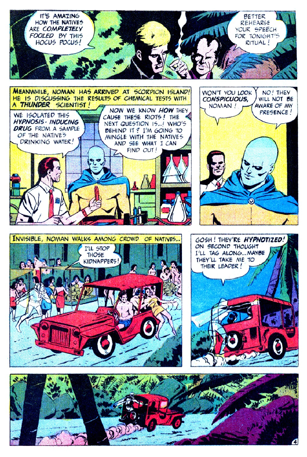 T.H.U.N.D.E.R. Agents (1965) issue 9 - Page 30