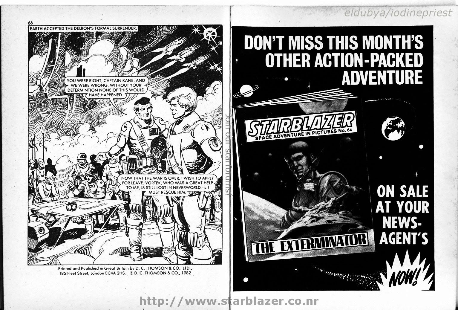 Starblazer issue 65 - Page 35