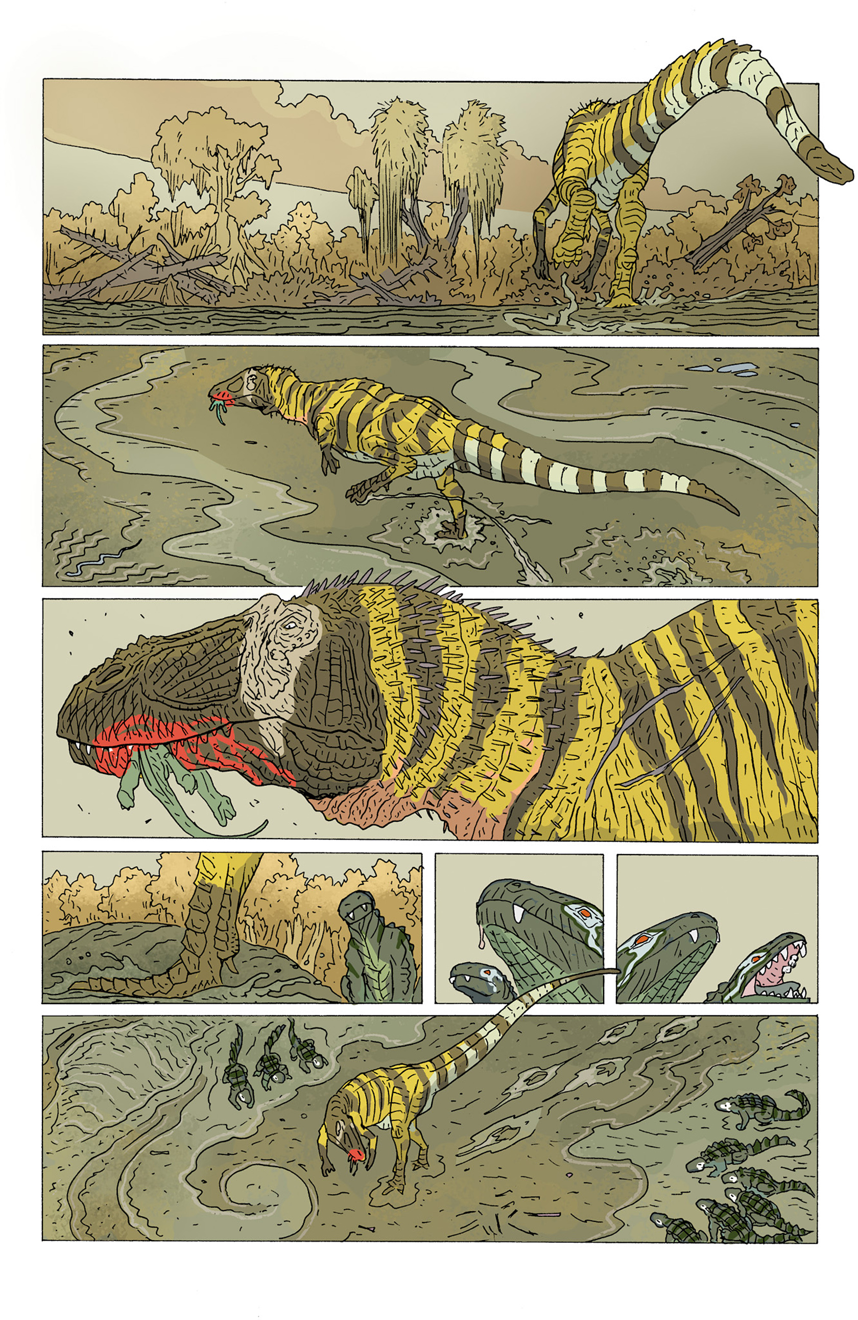 Age of Reptiles: Ancient Egyptians 3 Page 3