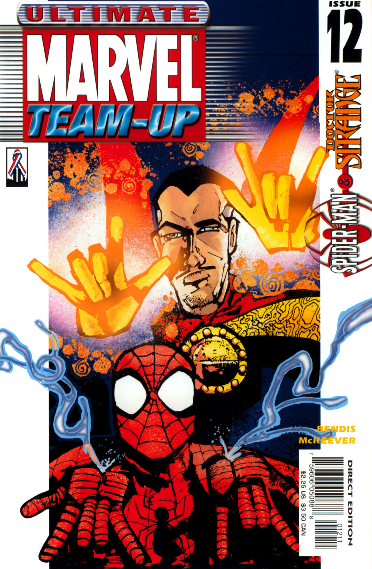Read online Ultimate Marvel Team-Up comic -  Issue #12 - 1