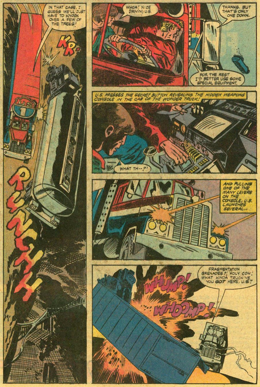 Read online U.S. 1 comic -  Issue #3 - 14
