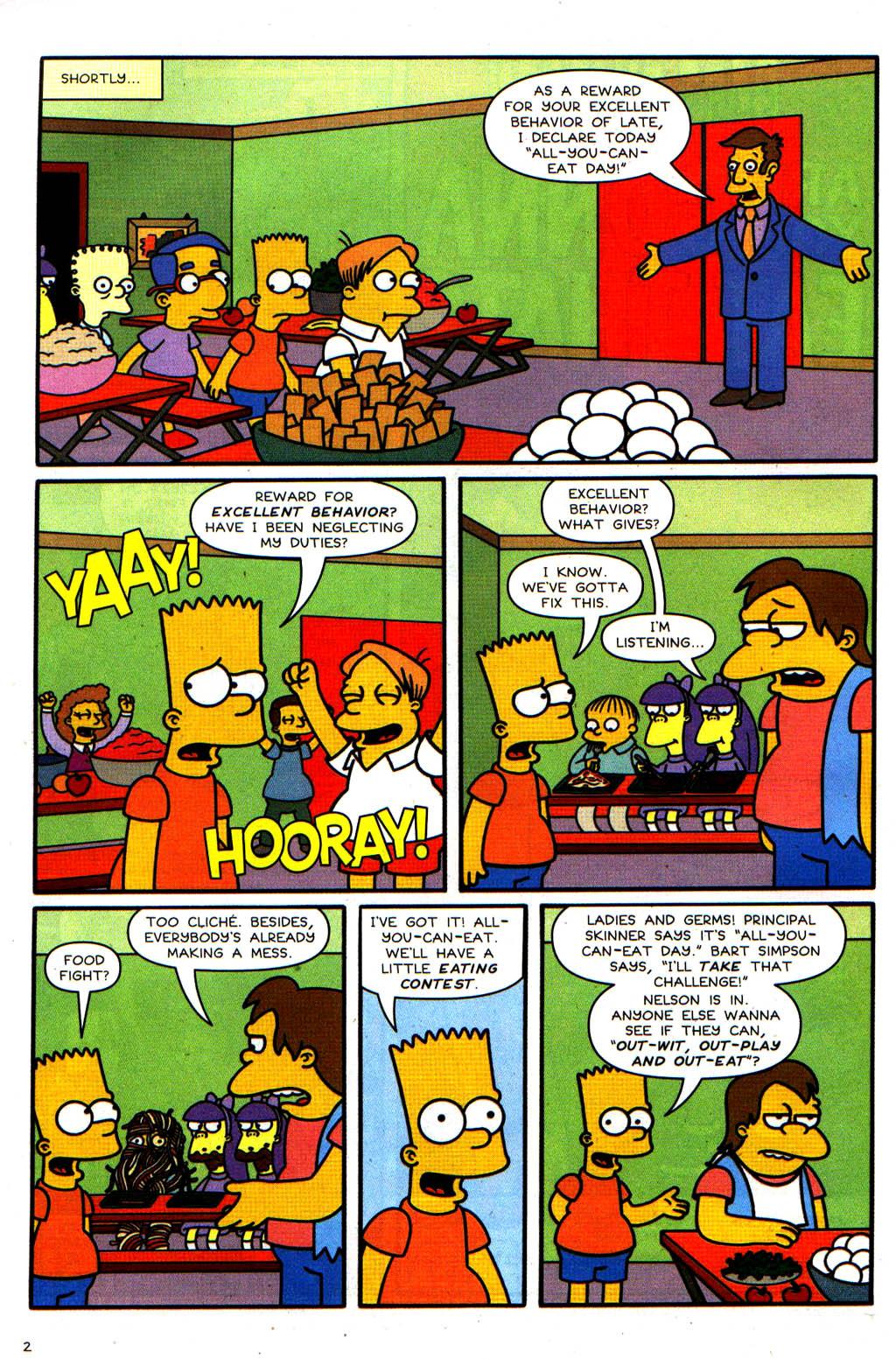 Read online Simpsons Comics Presents Bart Simpson comic -  Issue #19 - 3