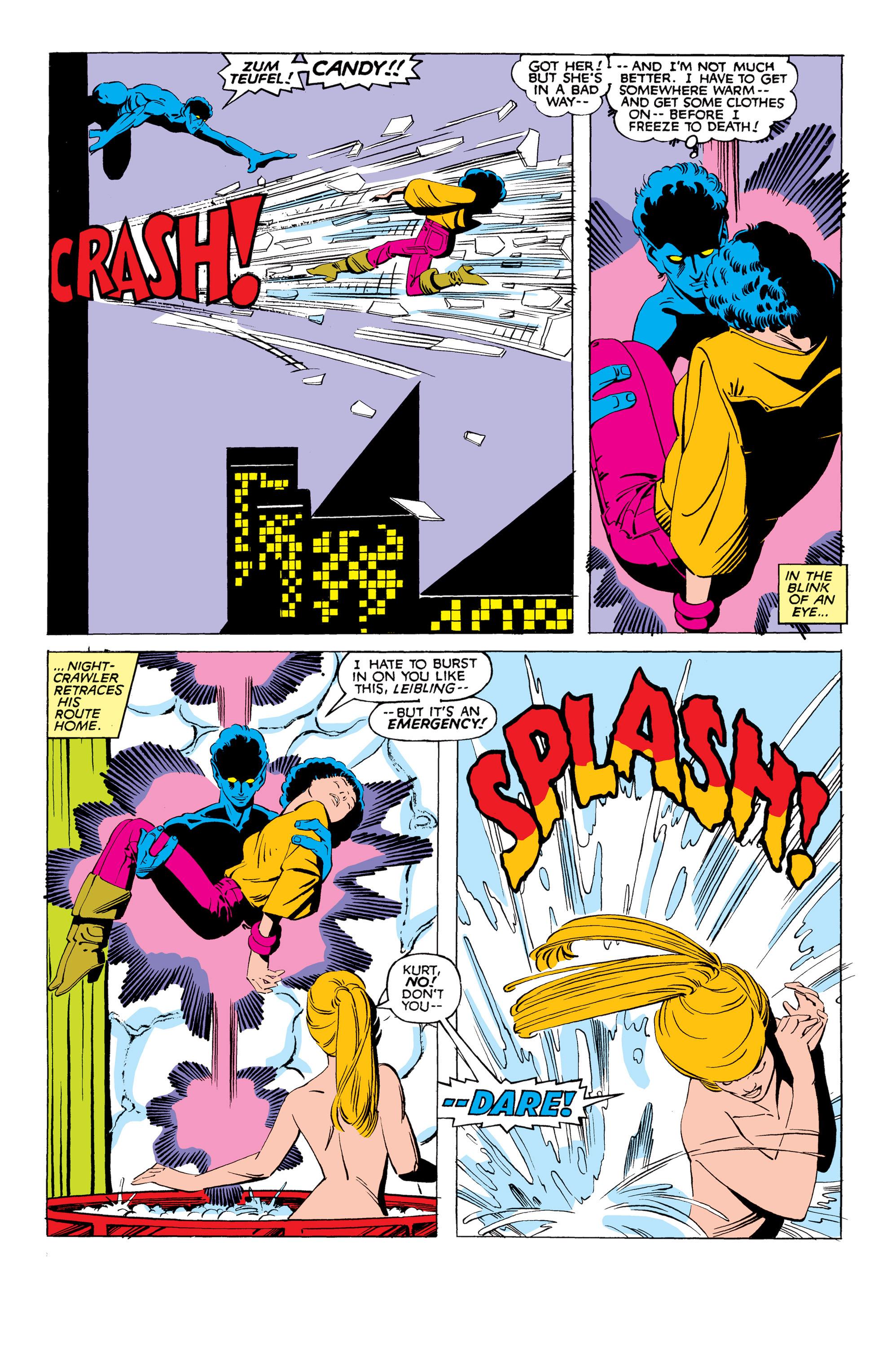 Read online Uncanny X-Men (1963) comic -  Issue #169 - 6
