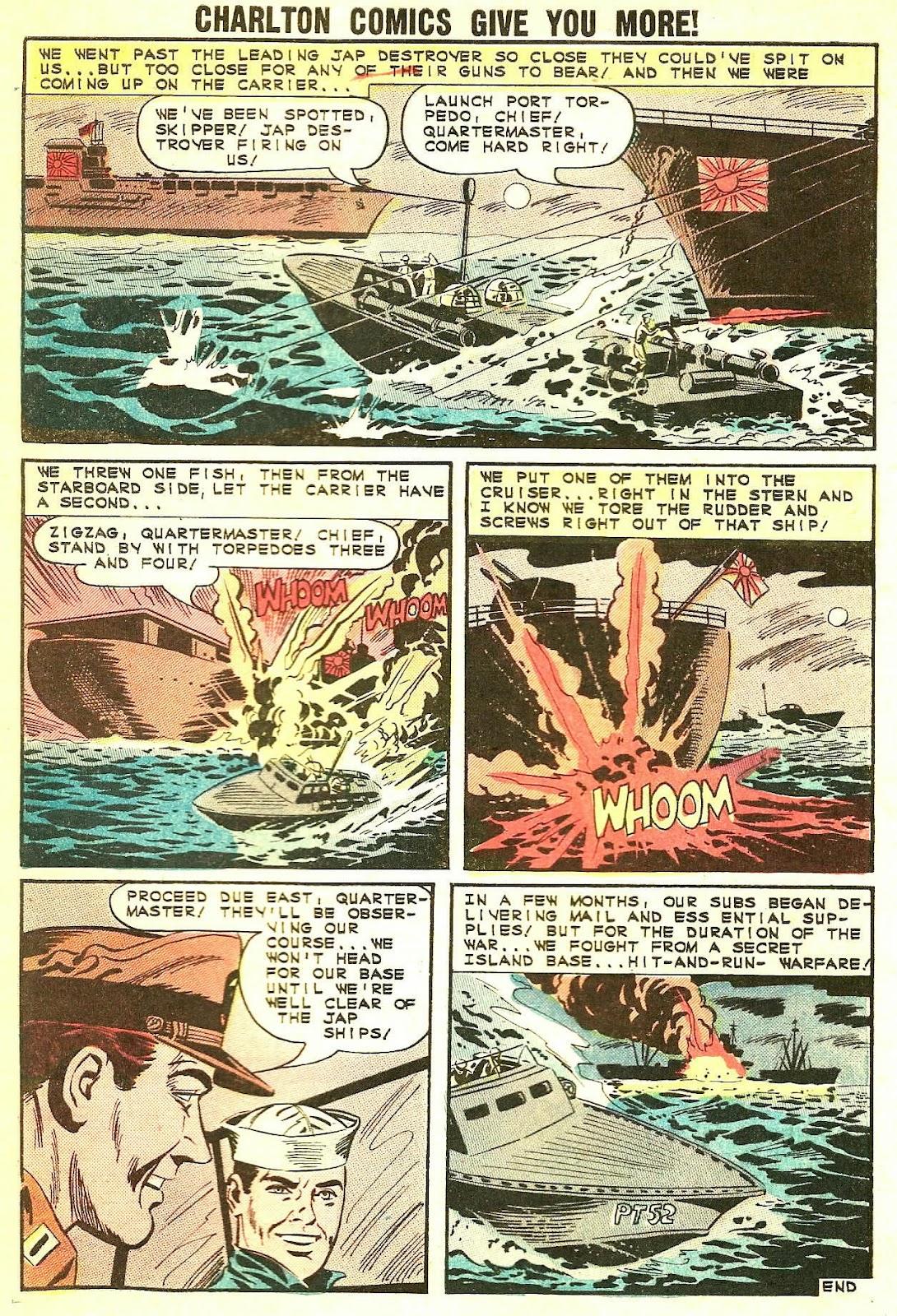 Read online Fightin' Navy comic -  Issue #115 - 33